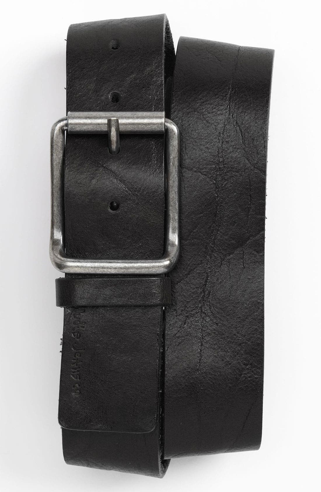 Main Image - Nudie 'Joelsson' Leather Belt