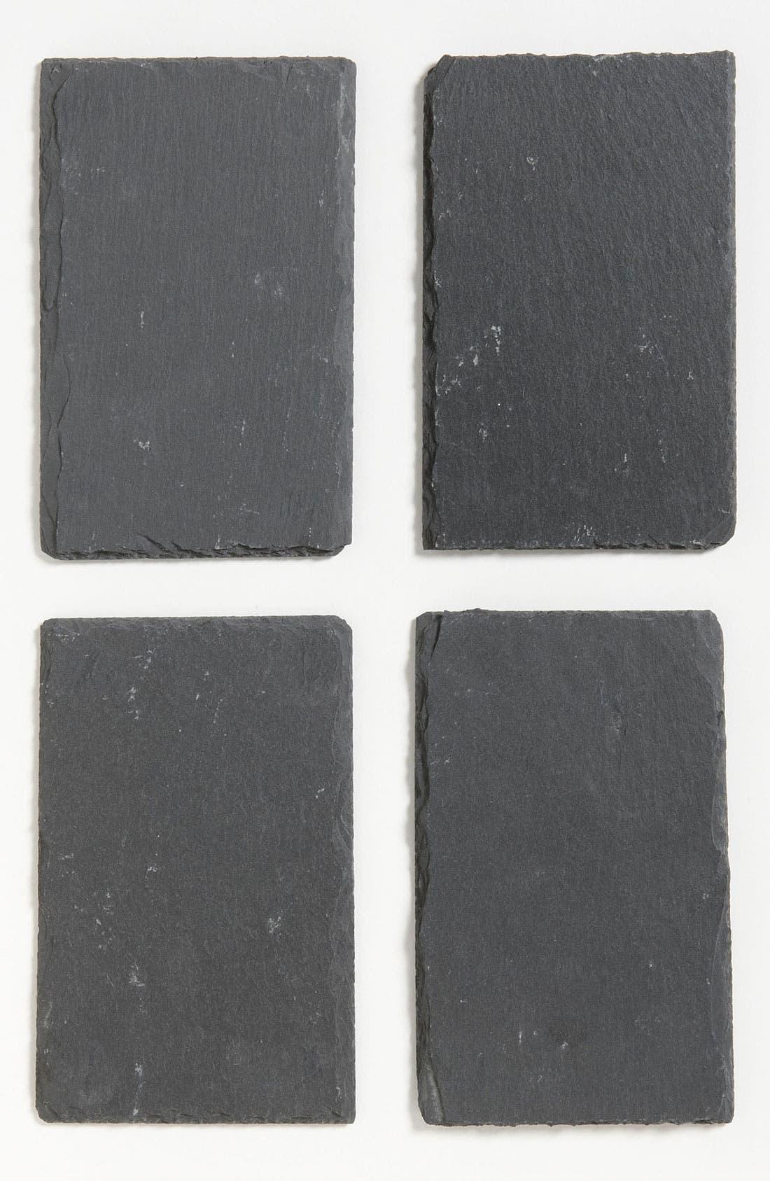 Main Image - 'Monaco' Slate Cheese Boards (Set of 4)