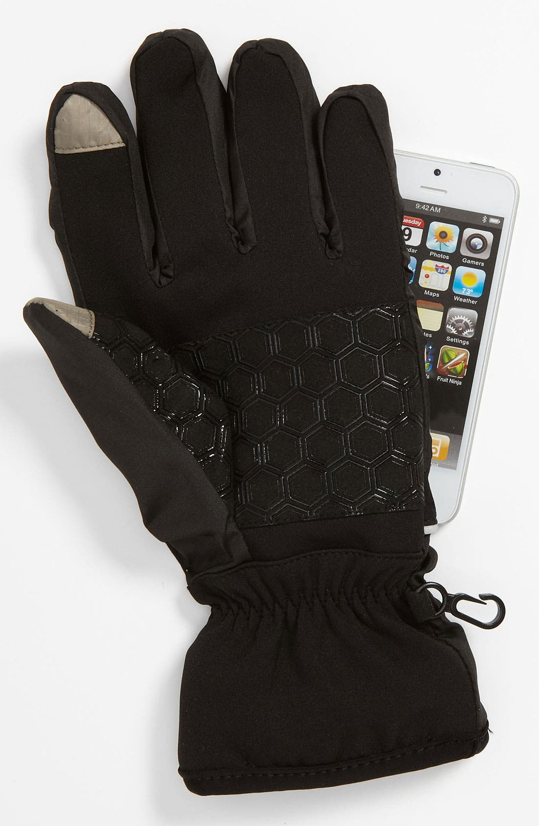 Alternate Image 2  - Timberland Touch Screen Gloves
