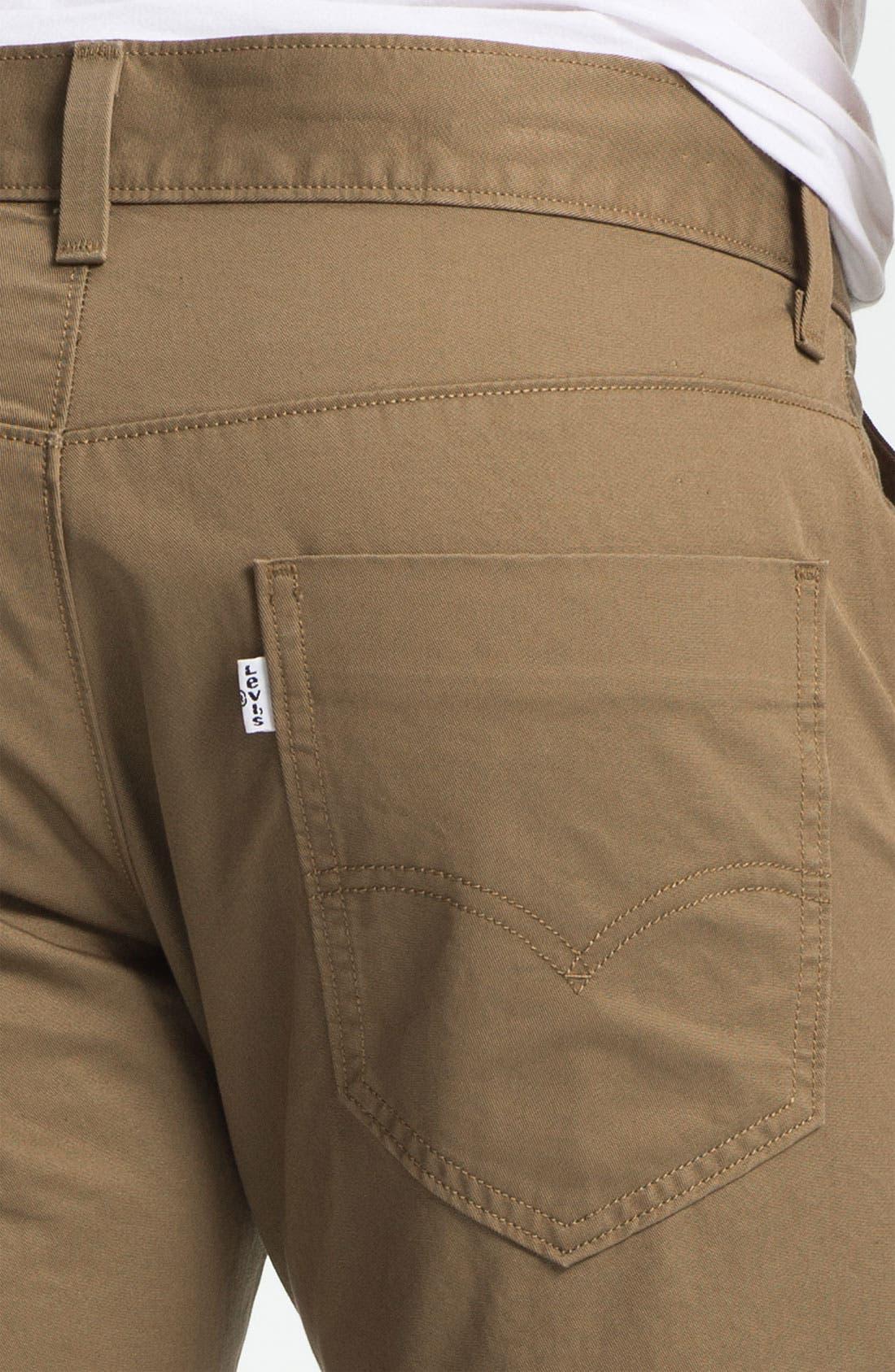 Alternate Image 3  - Levi's® '511™' Skinny Leg Pants