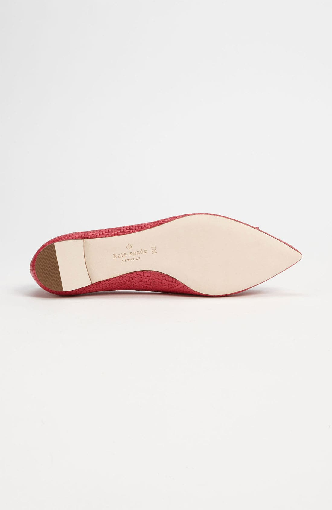 Alternate Image 4  - kate spade new york 'gabriella' flat