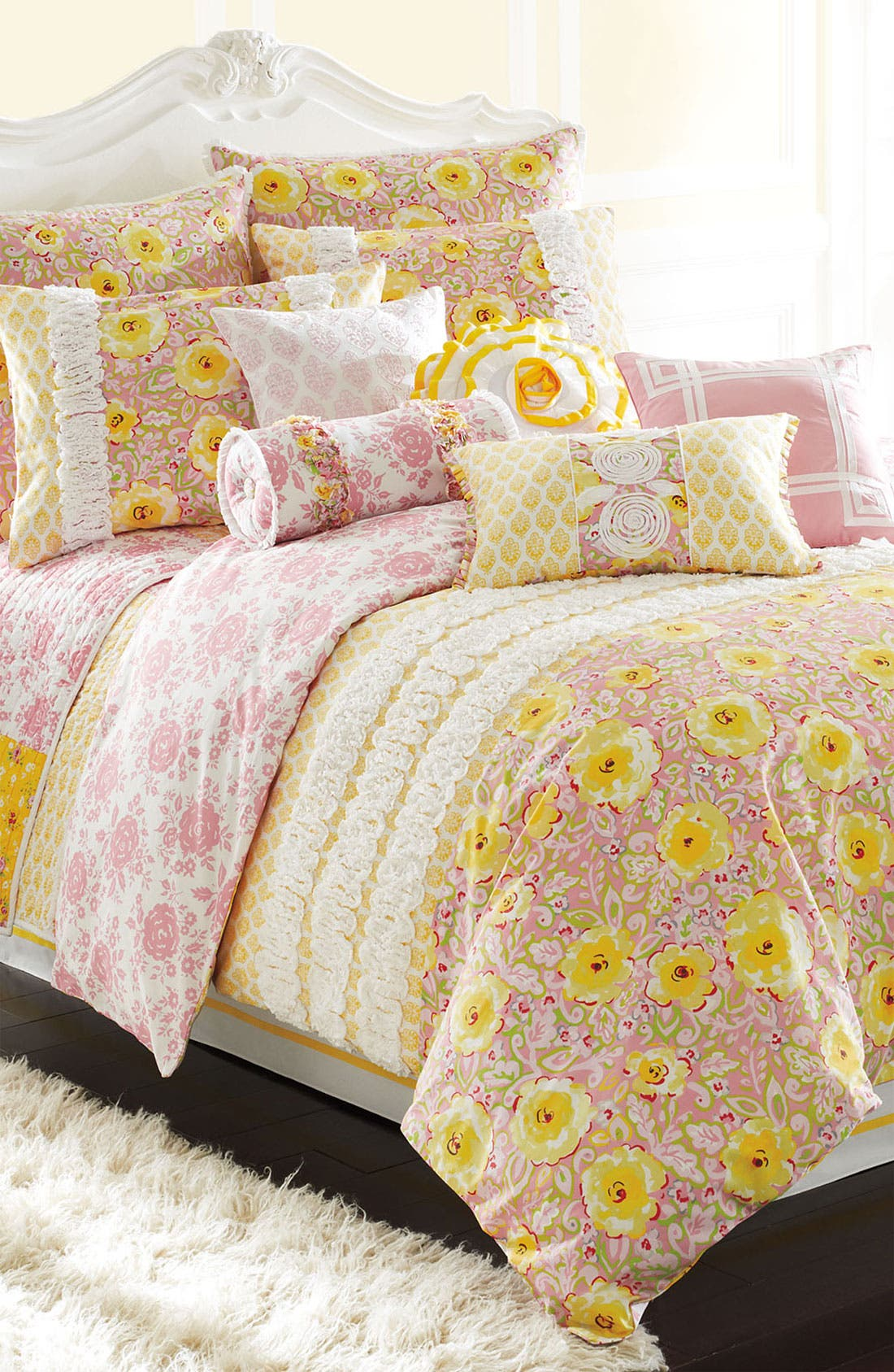 Alternate Image 1 Selected - Dena Home 'Annabelle' Comforter