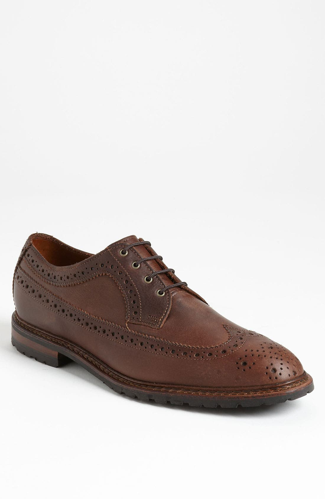 Alternate Image 1 Selected - Allen Edmonds 'Aberdeen' Longwing Derby