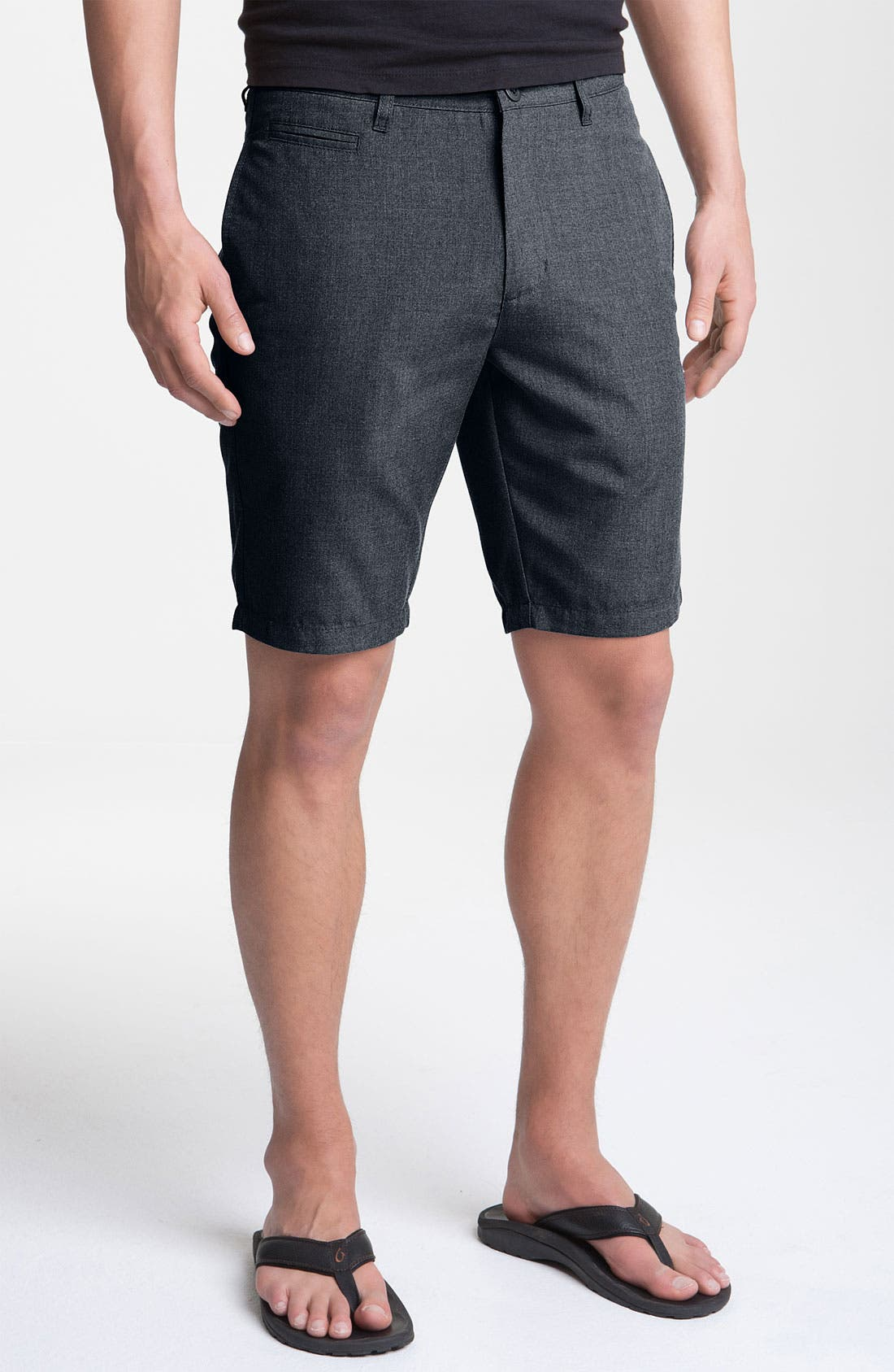 Alternate Image 1 Selected - RVCA 'Marrow III' Shorts (Online Only)