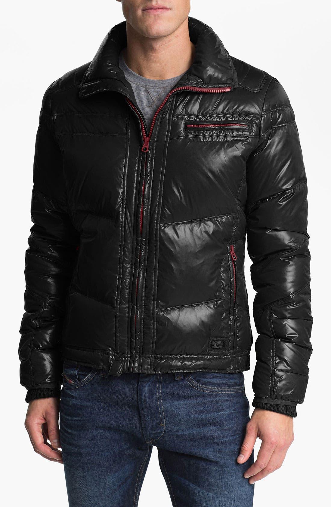Alternate Image 1 Selected - DIESEL® 'Weroxim' Down Jacket