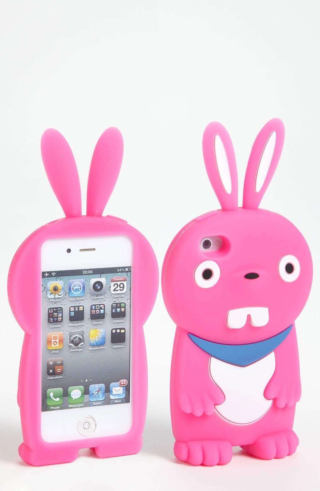 Main Image - Marais 'Bucktooth Bunny' iPhone 4 & 4S Case