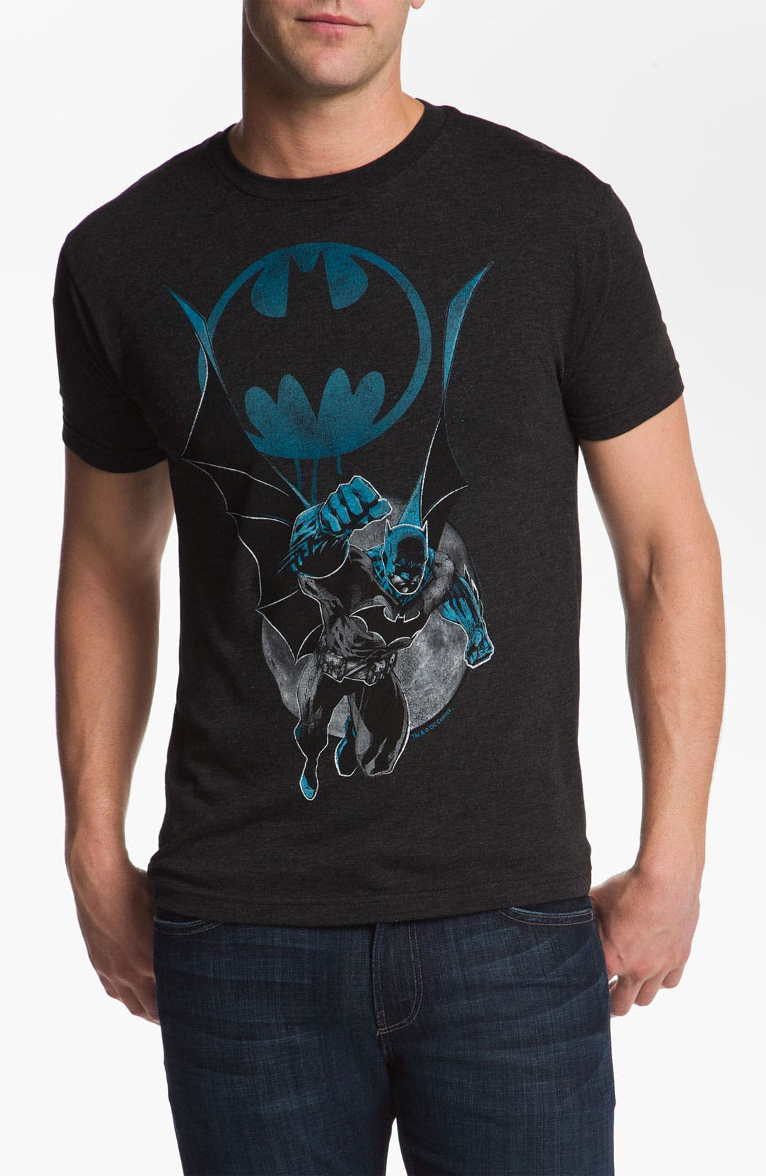Alternate Image 1 Selected - Free Authority 'Batman' Graphic T-Shirt