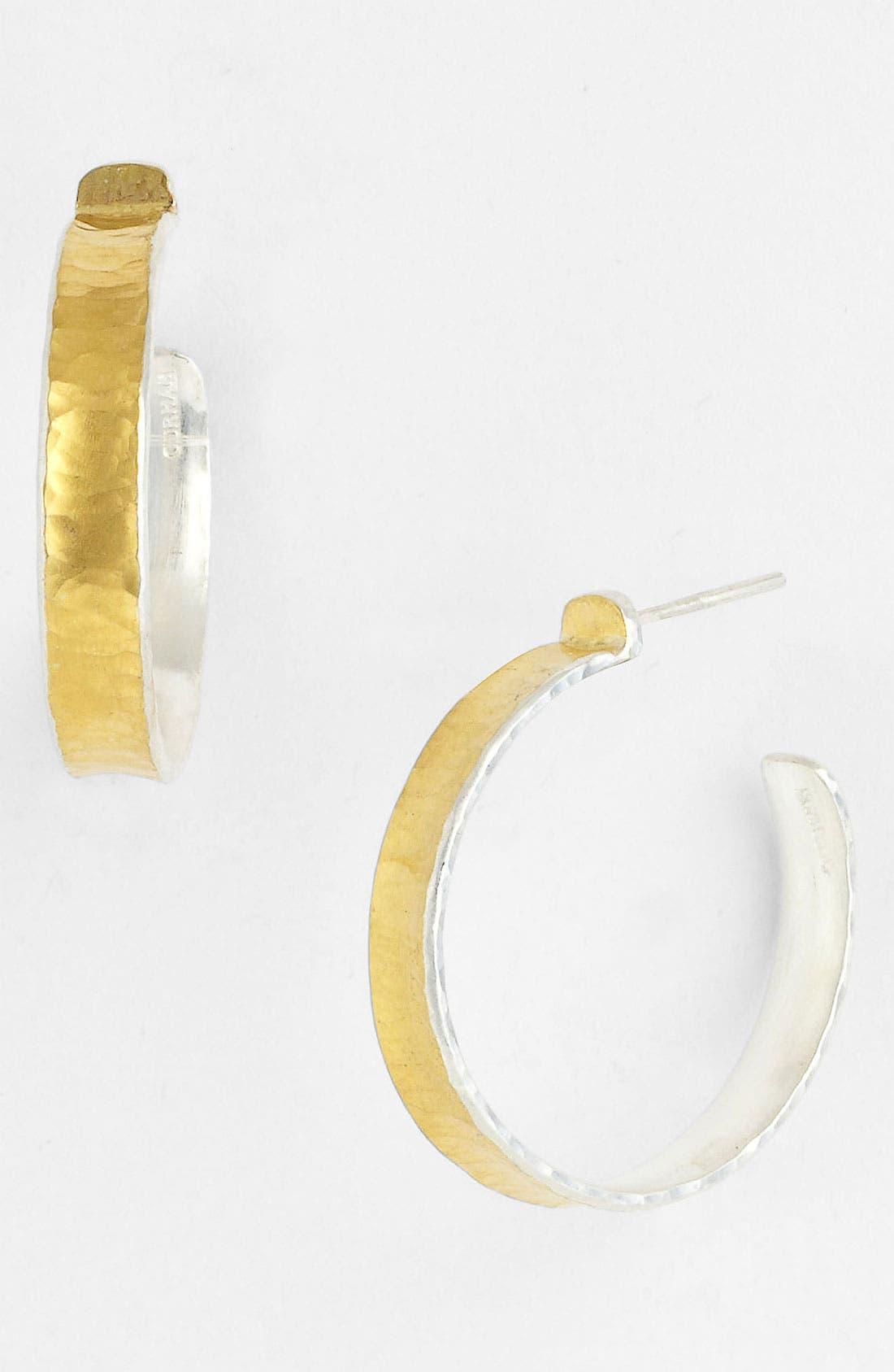 Main Image - Gurhan 'Hourglass' Hoop Earrings