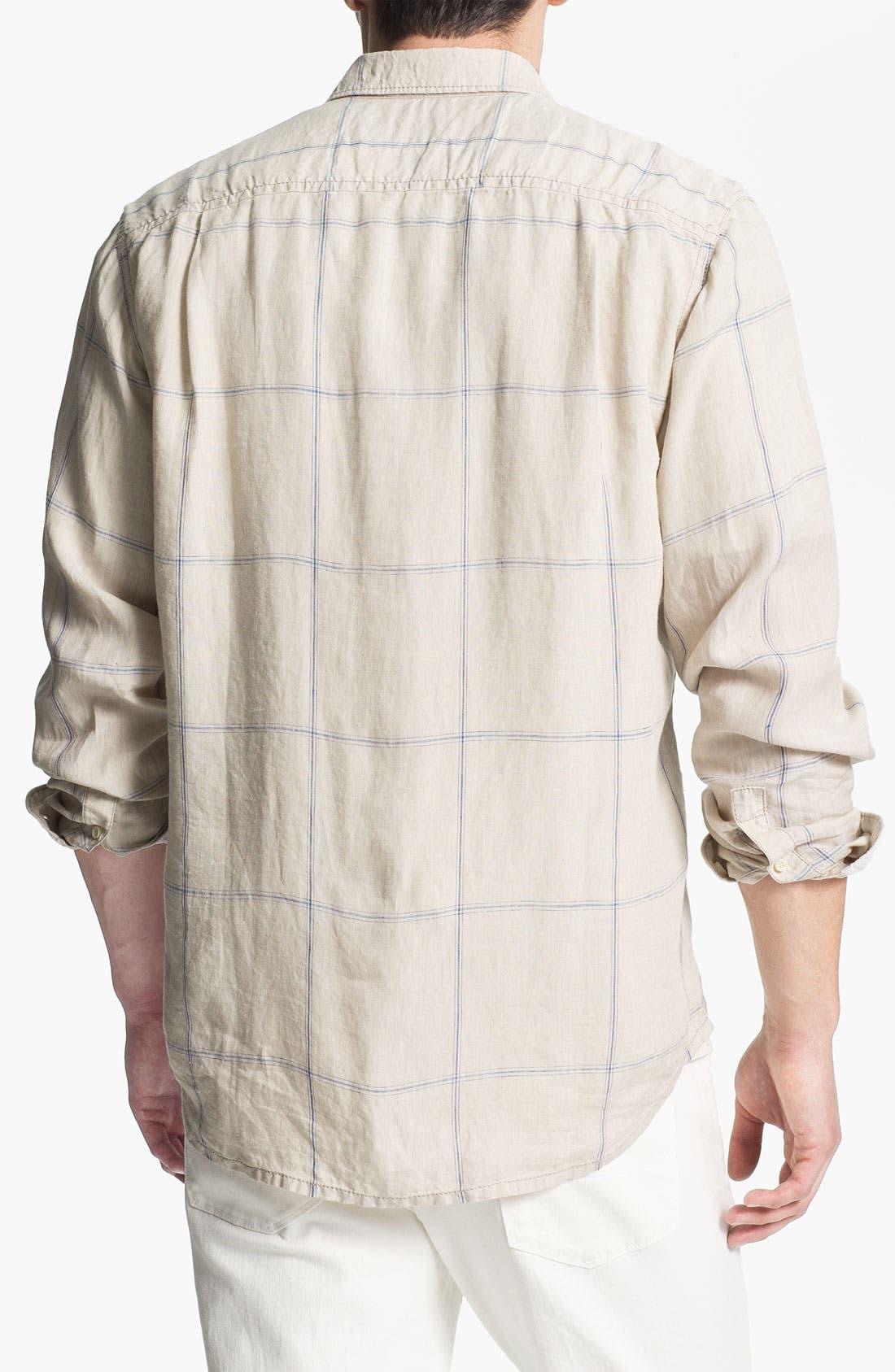 Alternate Image 2  - Tommy Bahama 'Manhattan Island Breezer' Sport Shirt