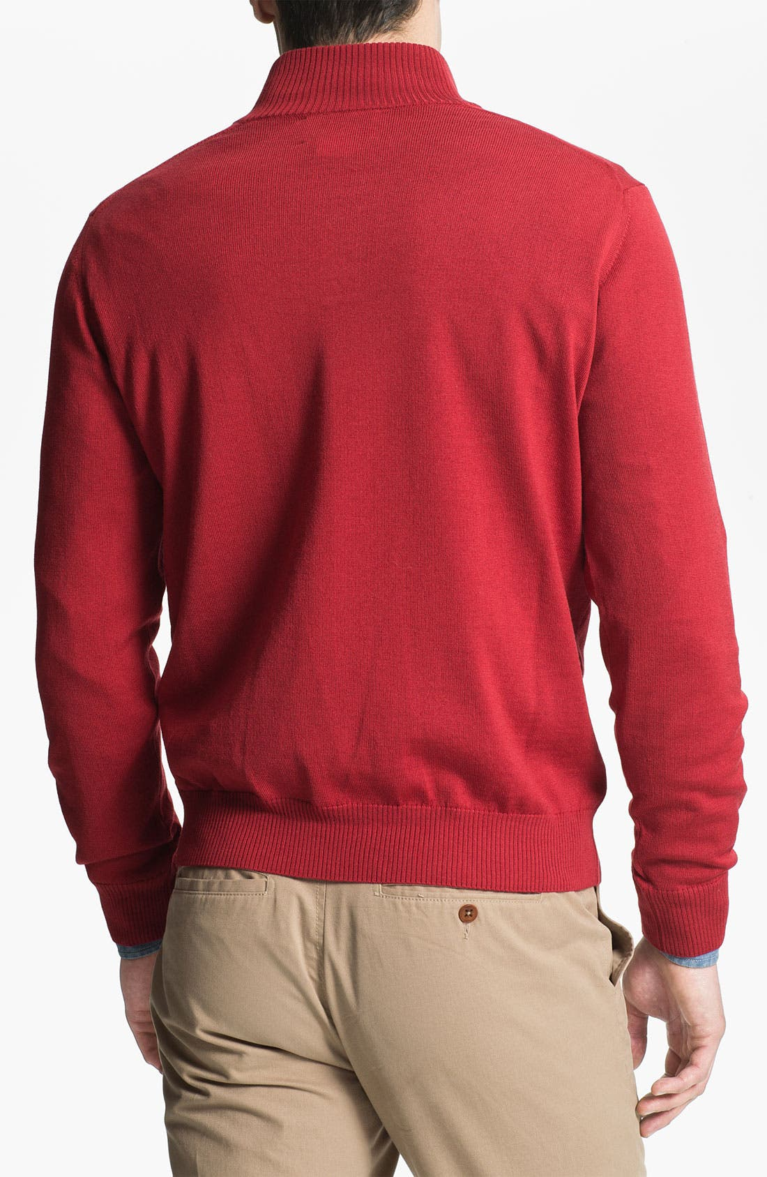 Alternate Image 2  - Thomas Dean 'Alabama' Wool Sweater