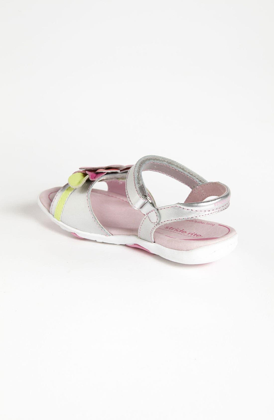 Alternate Image 2  - Stride Rite 'Dixon' Sandal (Toddler)