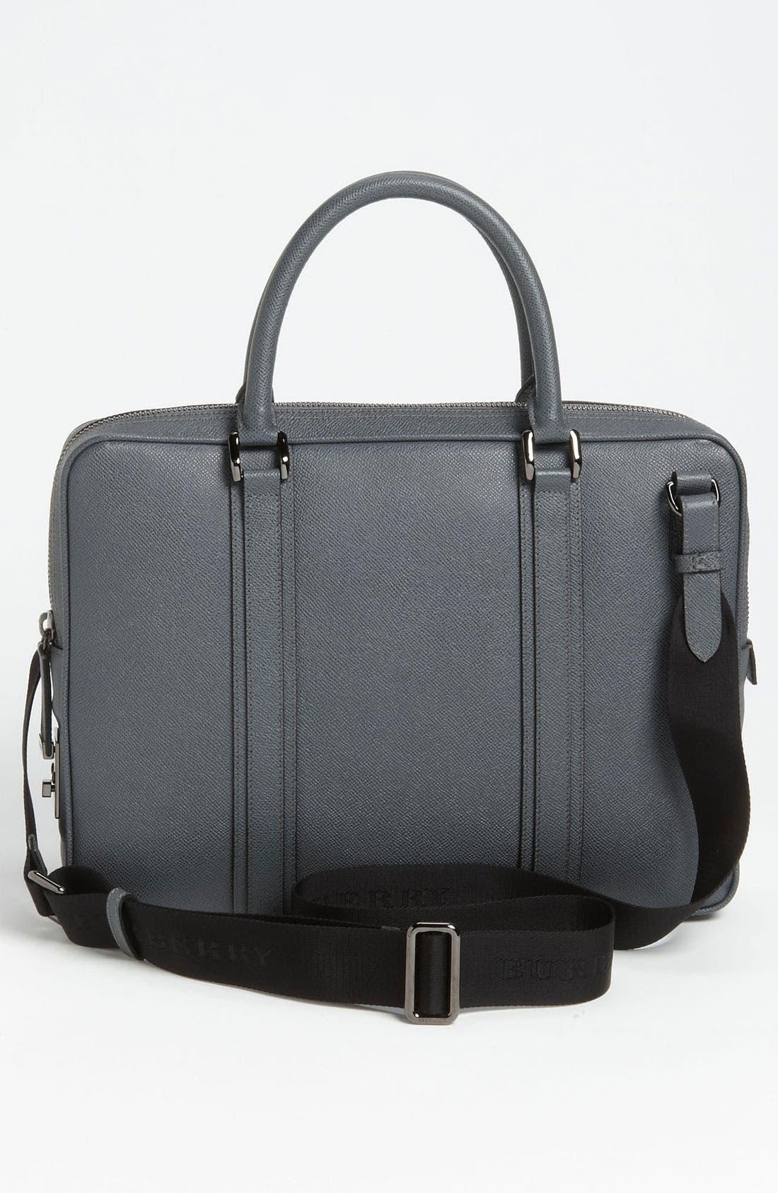 Alternate Image 4  - Burberry 'Newberg' Briefcase
