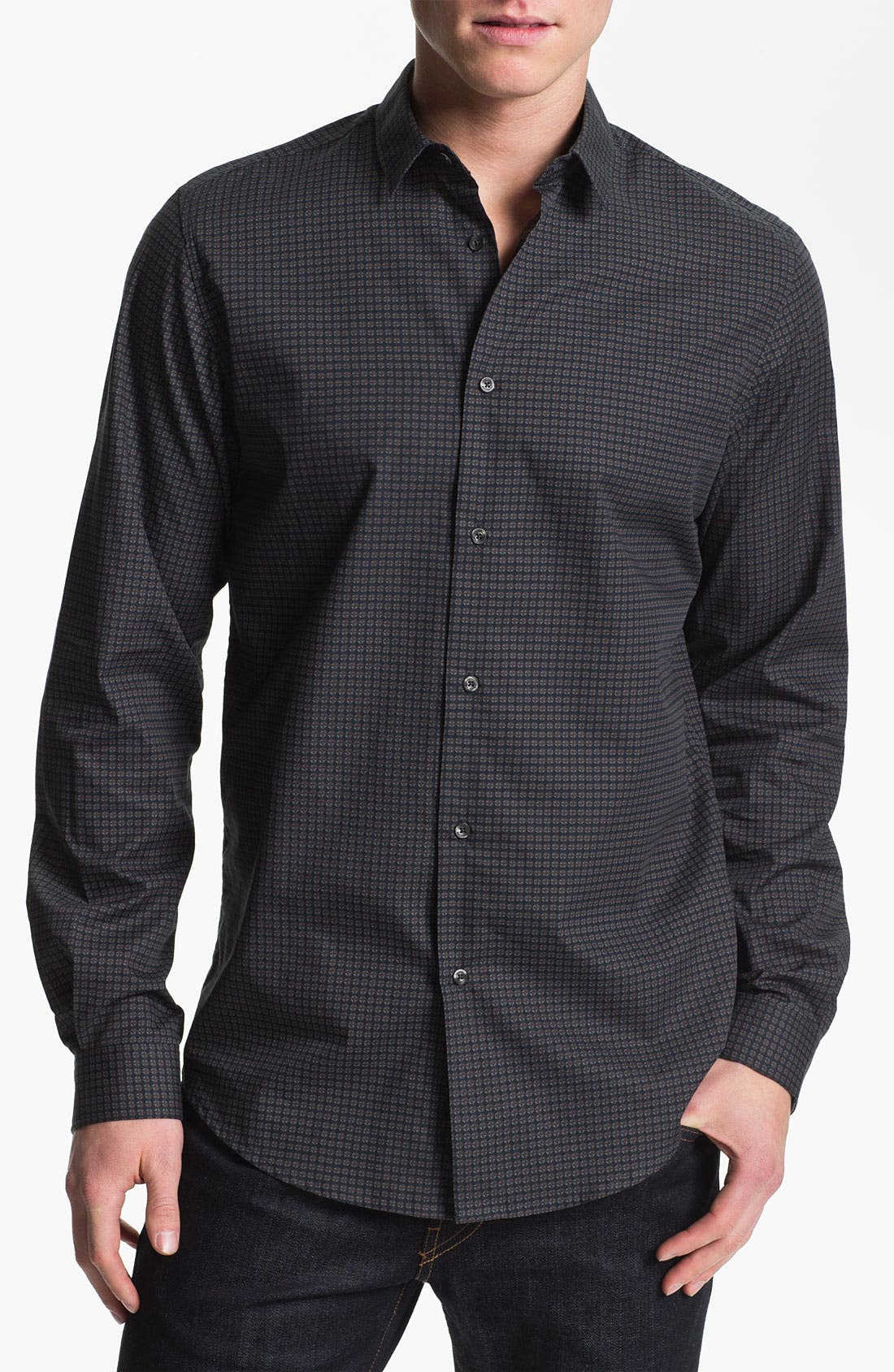 Main Image - Ben Sherman 'Kensington' Woven Shirt