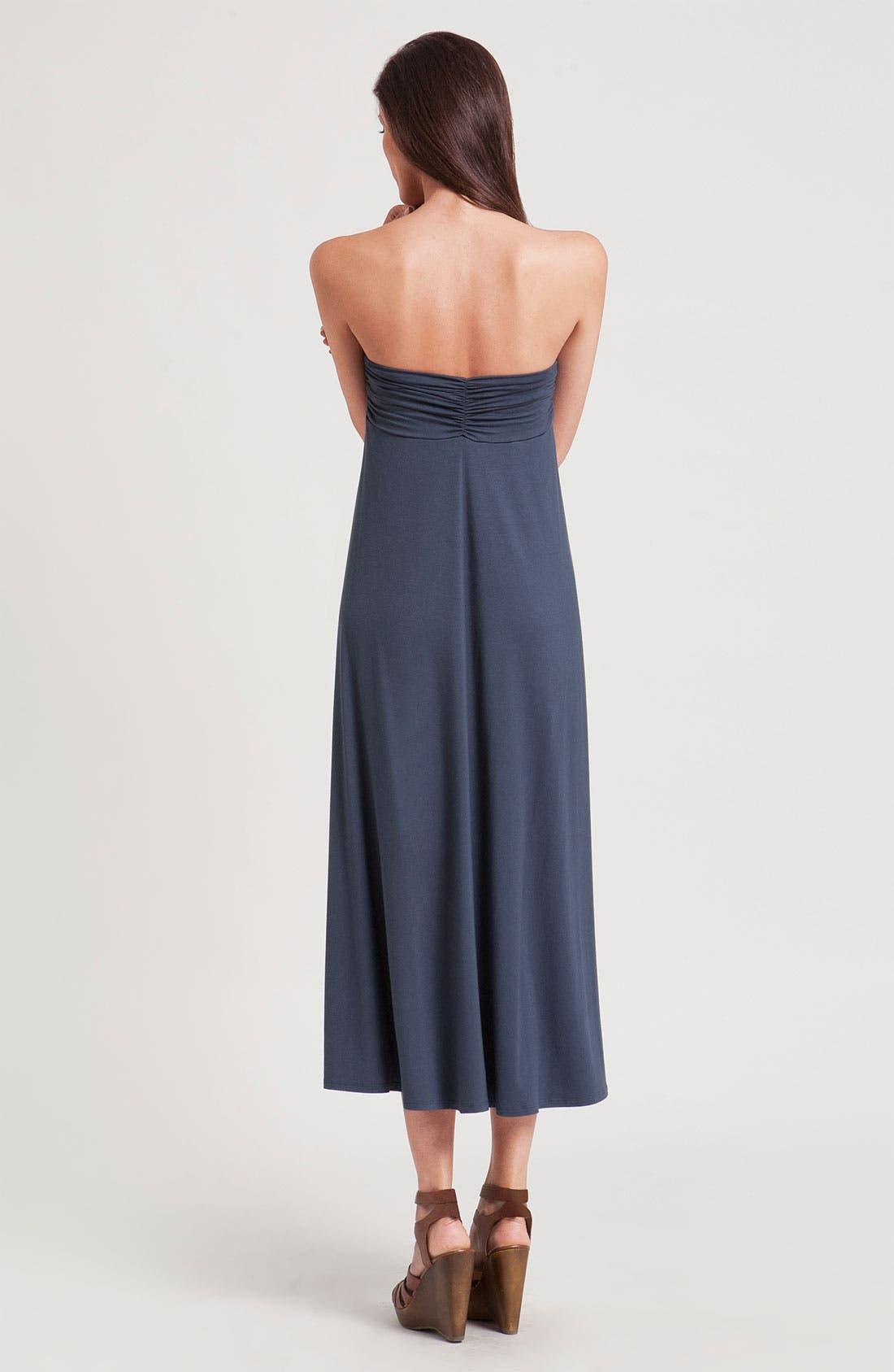 Alternate Image 2  - Three Dots Convertible Maxi Dress