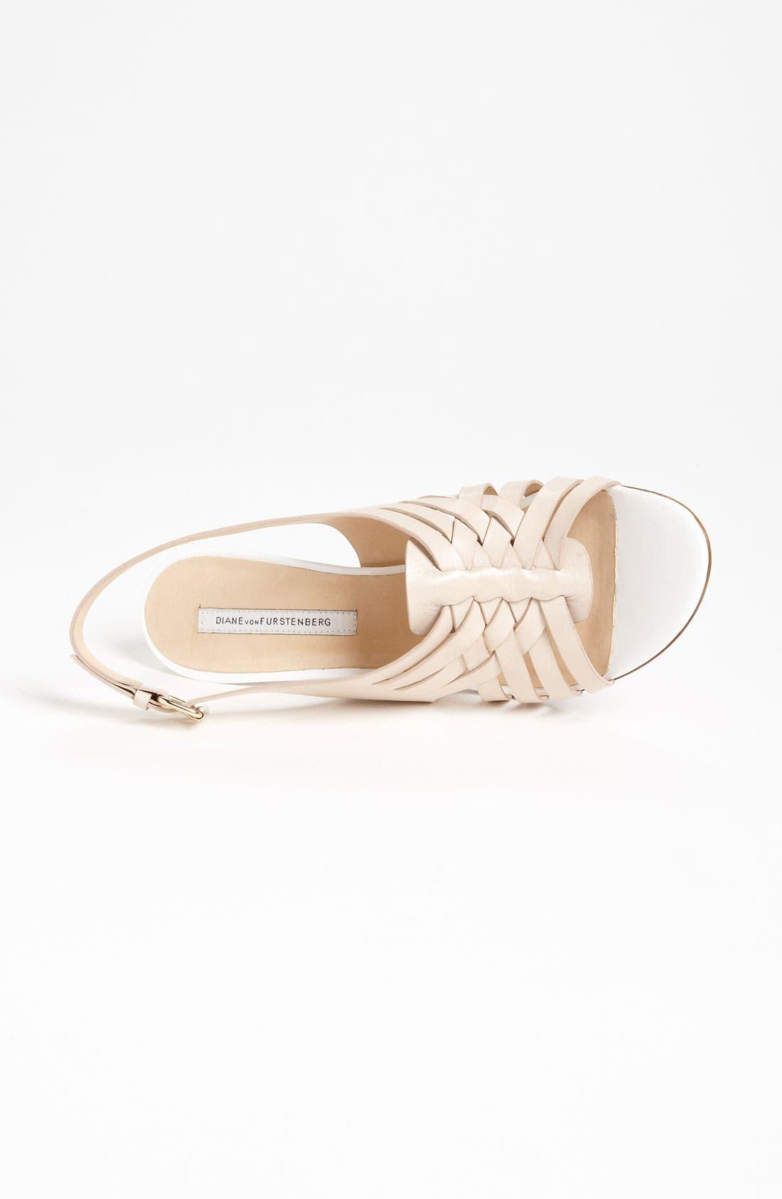 Alternate Image 3  - Diane von Furstenberg 'Taite' Sandal