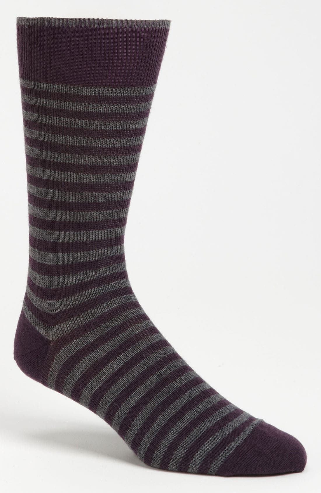 Alternate Image 1 Selected - Marcoliani 'Jacquard' Stripe Socks