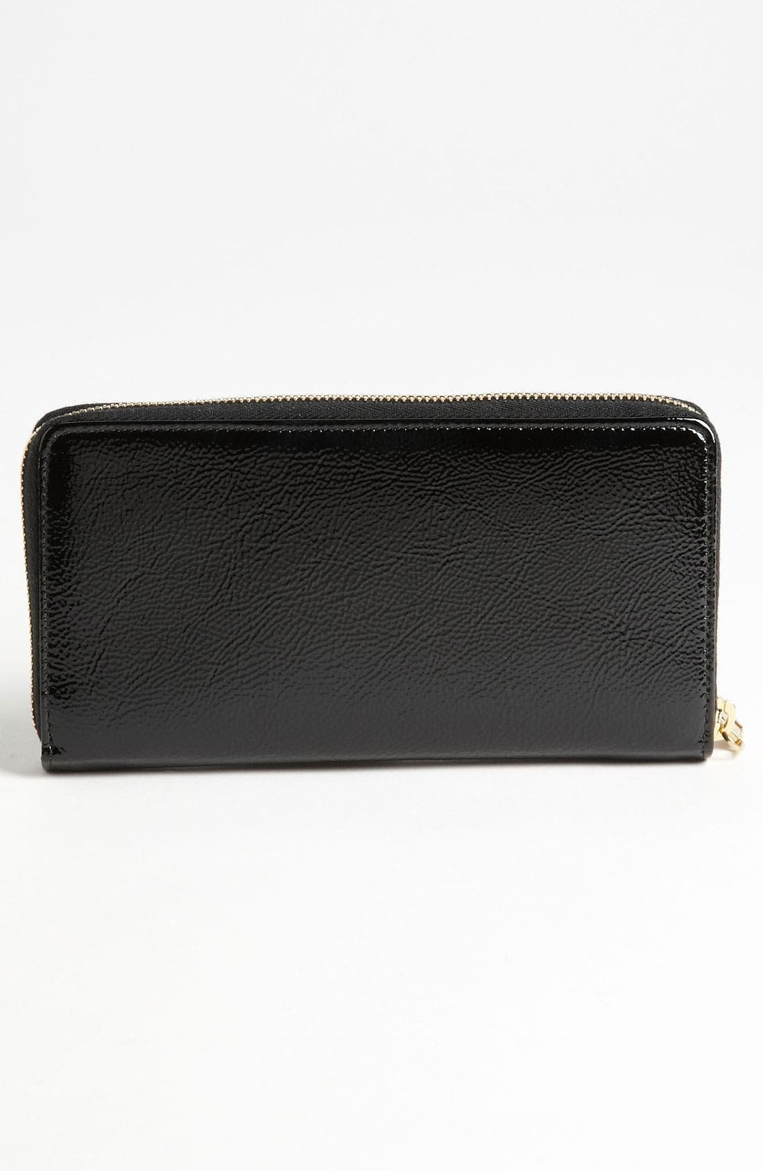 Alternate Image 4  - Saint Laurent 'Belle de Jour' Leather Wallet
