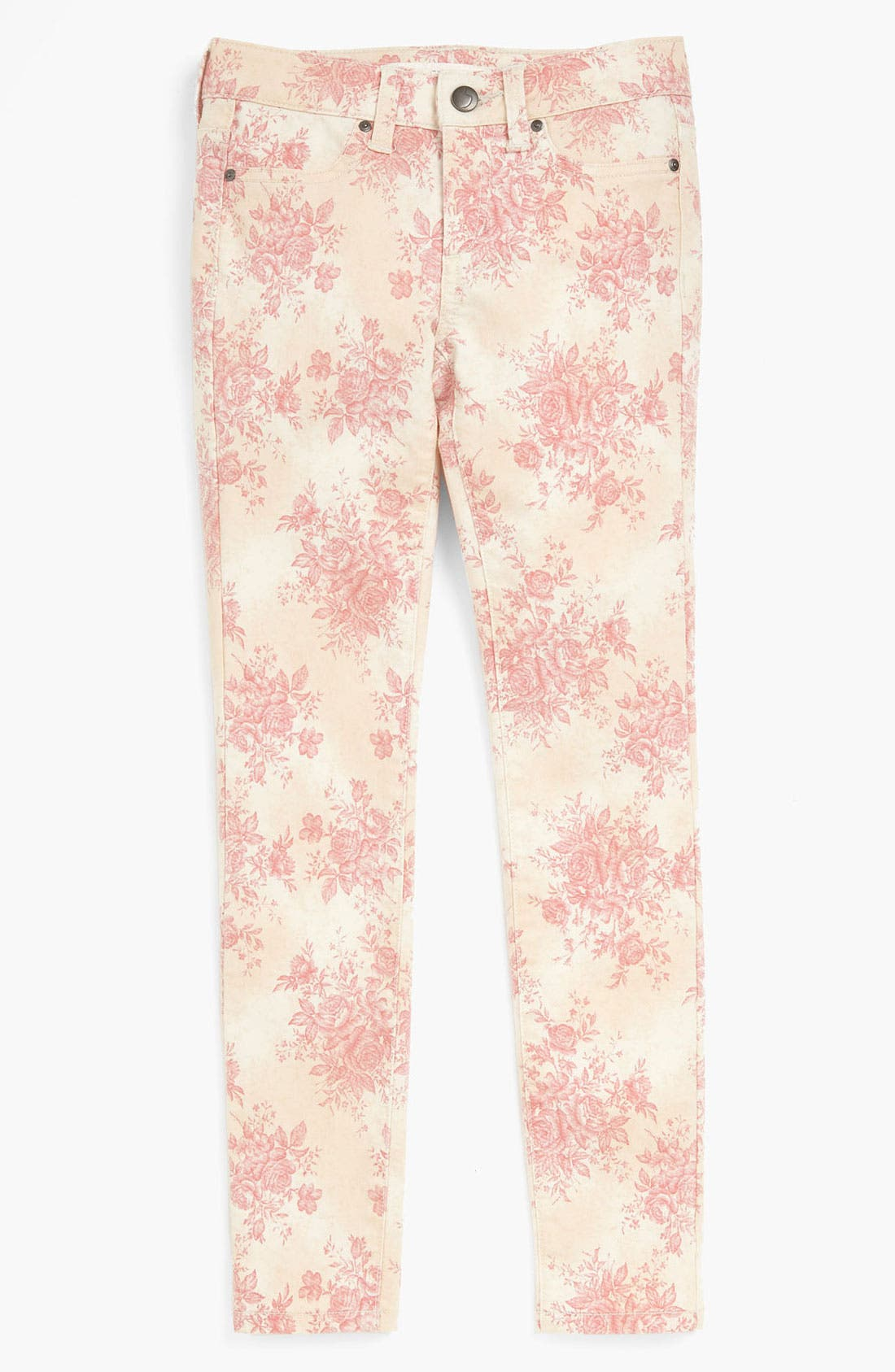 Alternate Image 2  - Joe's Printed Skinny Denim Jeans (Toddler)