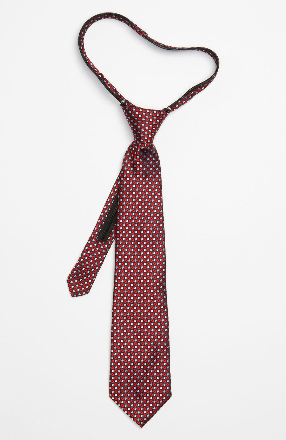 Alternate Image 1 Selected - Nordstrom Zipper Tie (Little Boys)