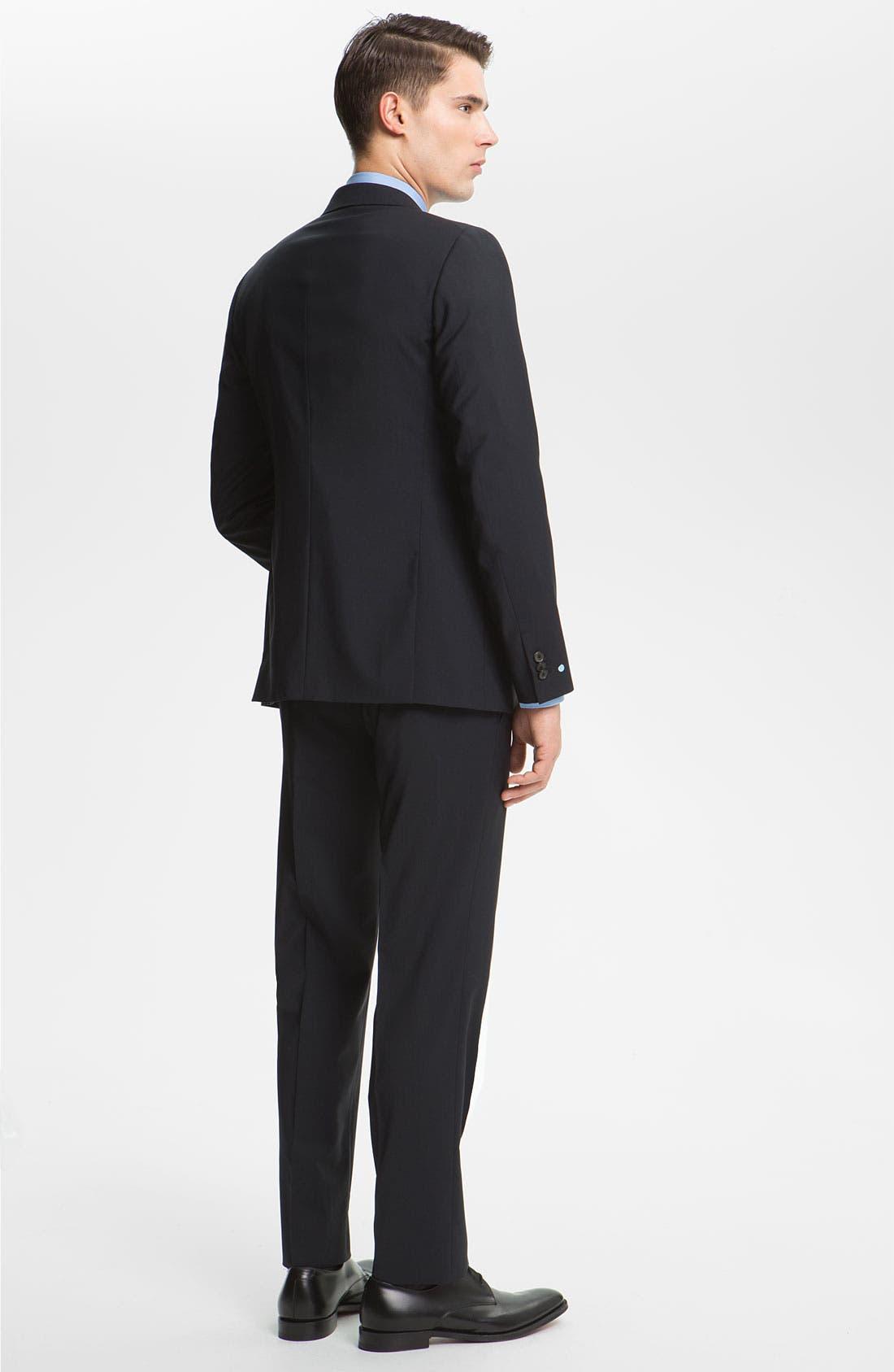 Alternate Image 3  - Jil Sander Wool Suit