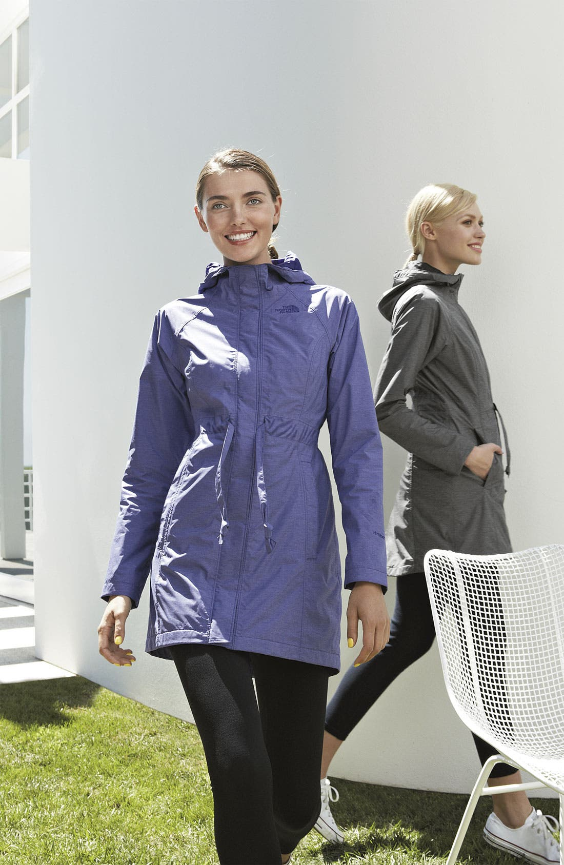 Alternate Image 4  - The North Face 'Sophia' Rain Trench
