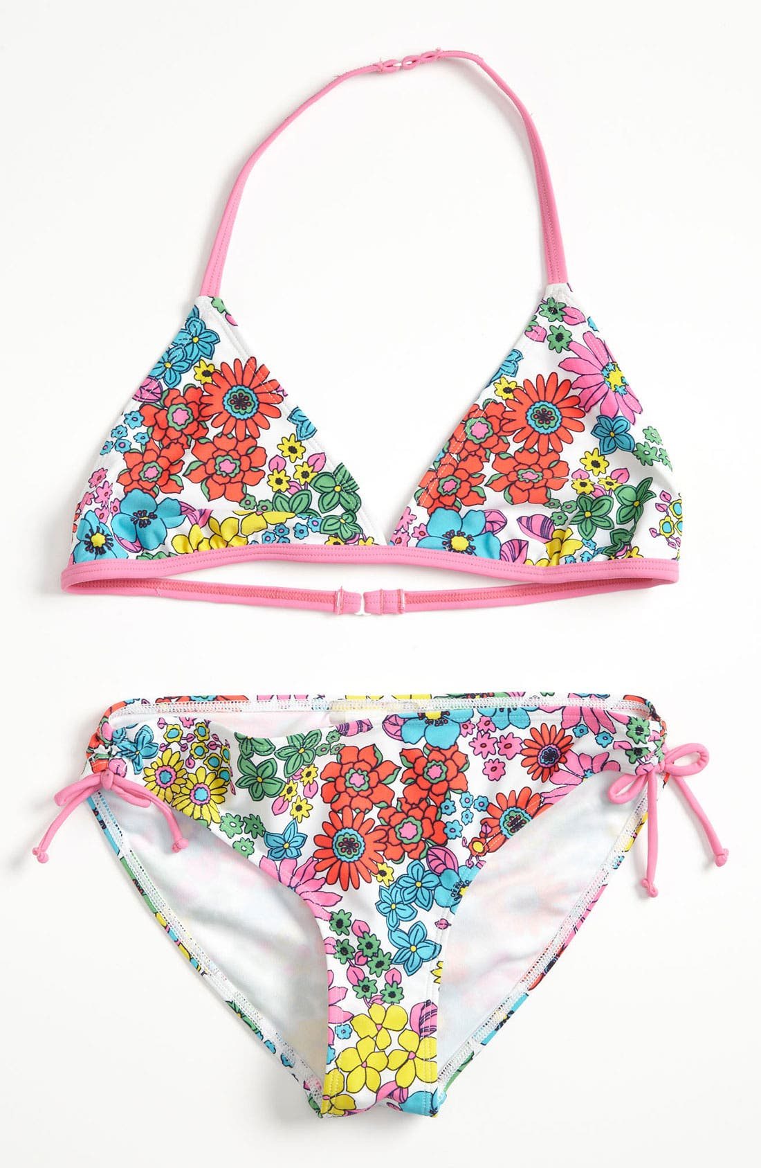 Alternate Image 1 Selected - Tucker + Tate Two Piece Swimsuit (Big Girls)