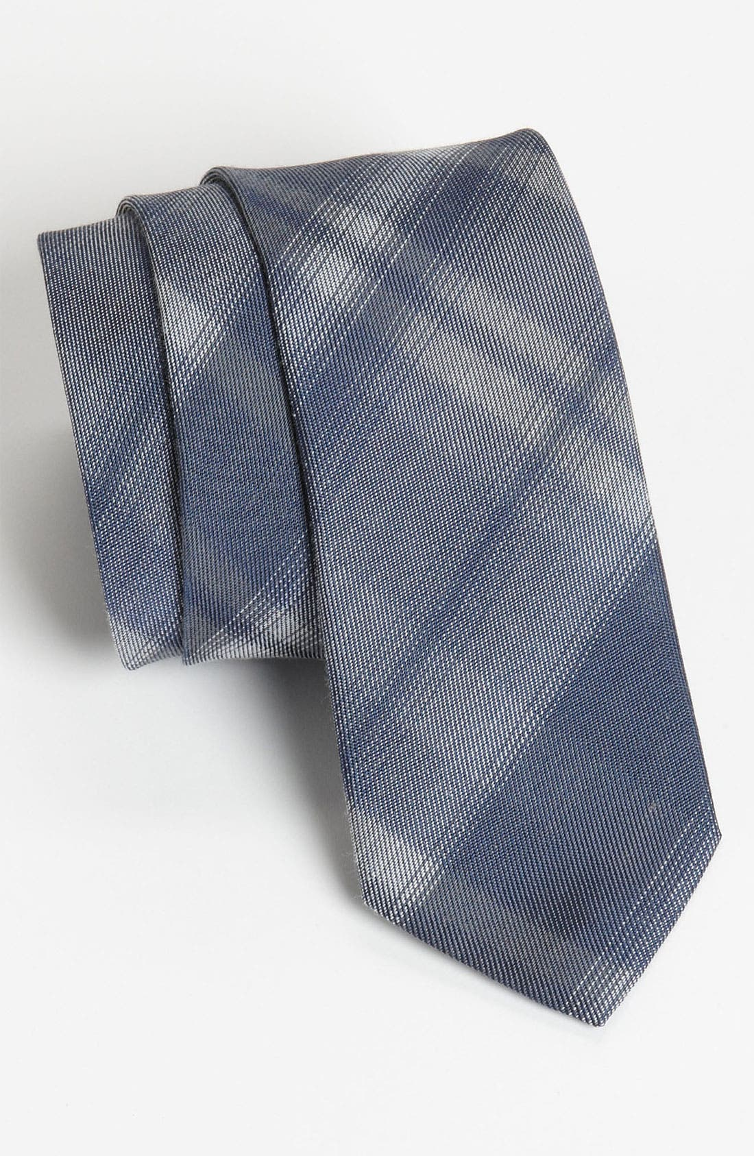 Main Image - Hugo Plaid Check Woven Tie