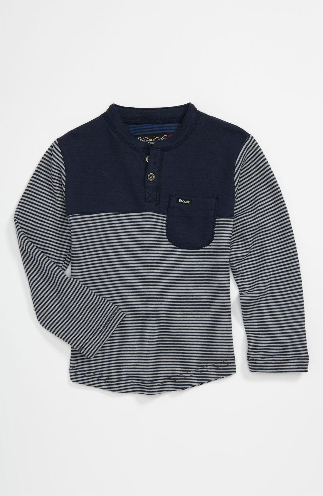Main Image - Sovereign Code Henley Shirt (Toddler)