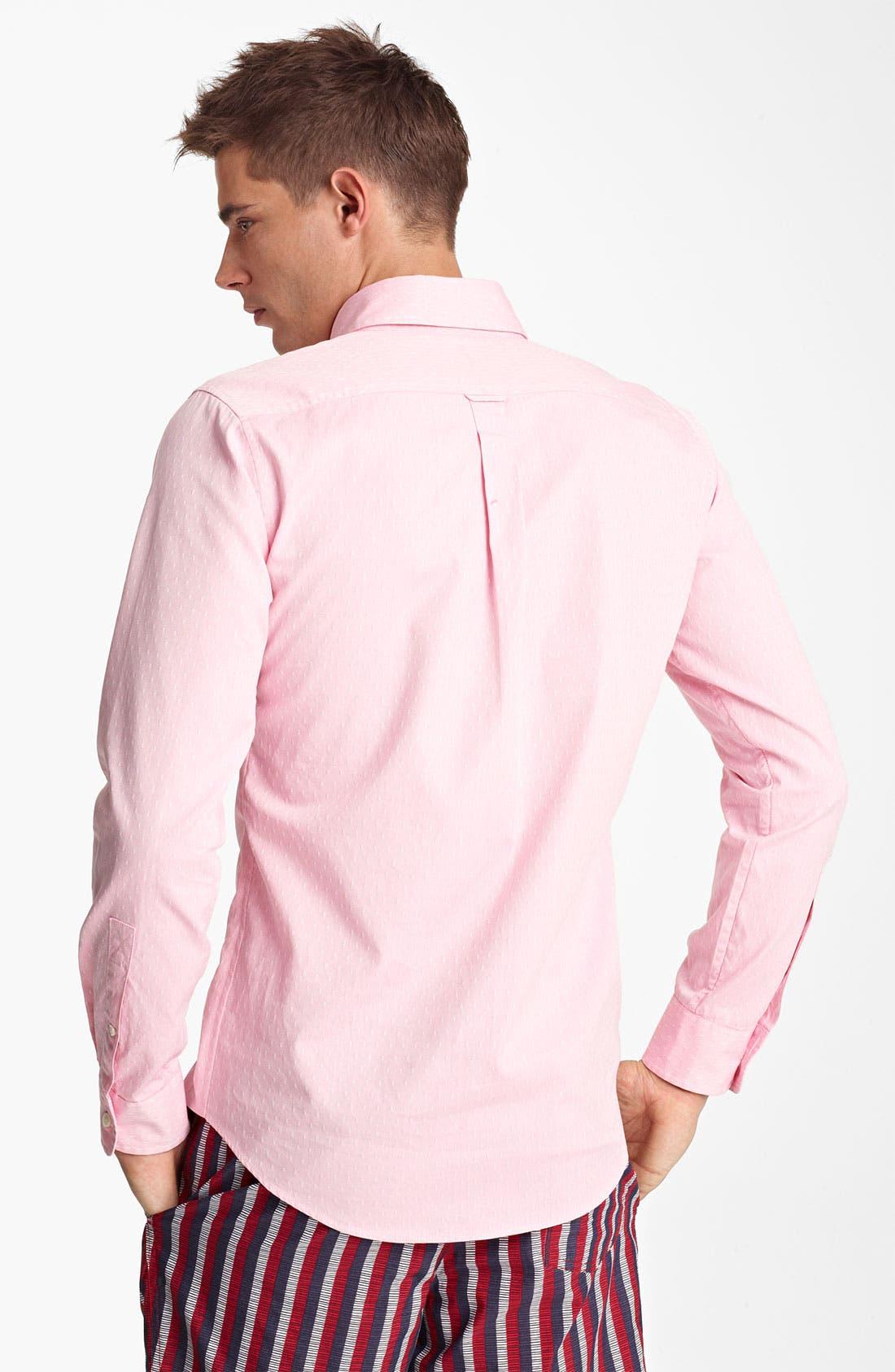 Alternate Image 2  - Jack Spade 'Yeoman' Woven Shirt