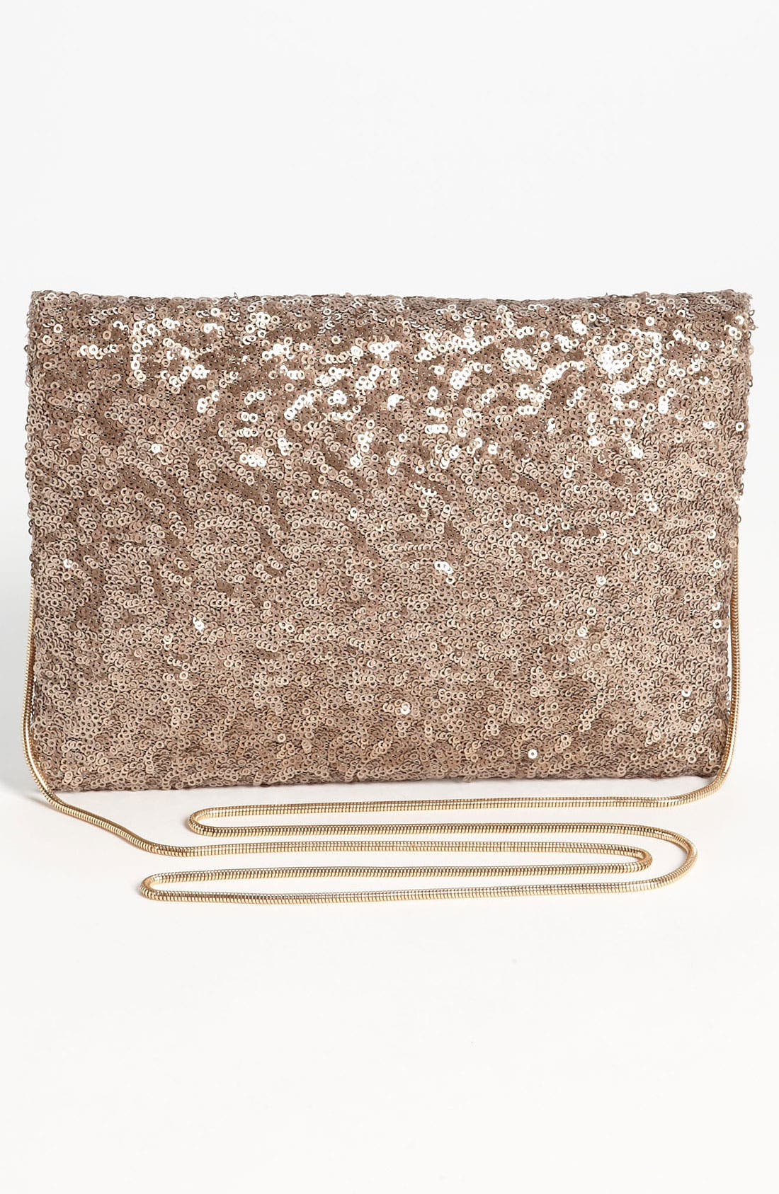 Alternate Image 4  - Deux Lux 'Anais' Envelope Clutch