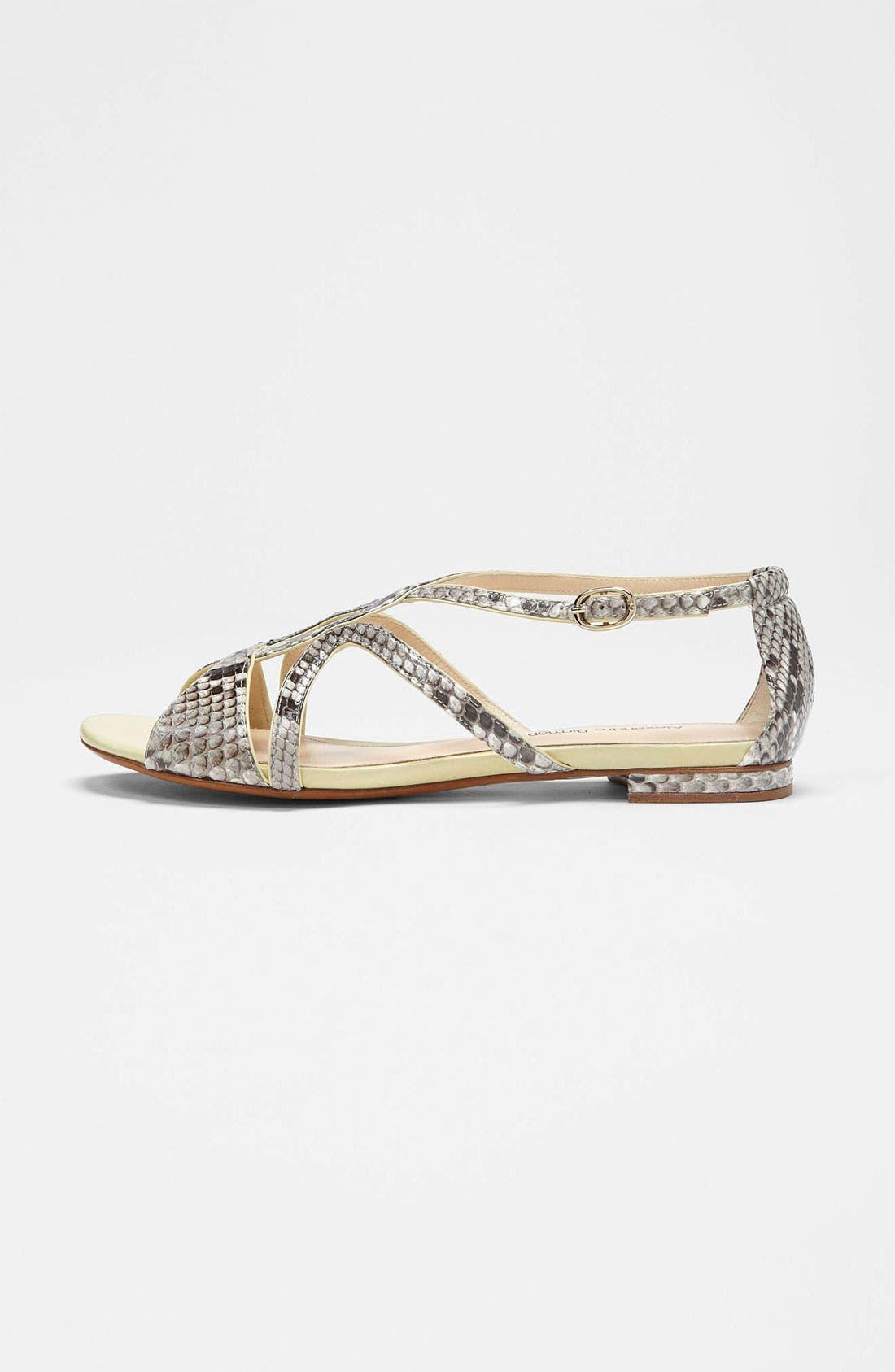 Alternate Image 4  - Alexandre Birman Flat Sandal
