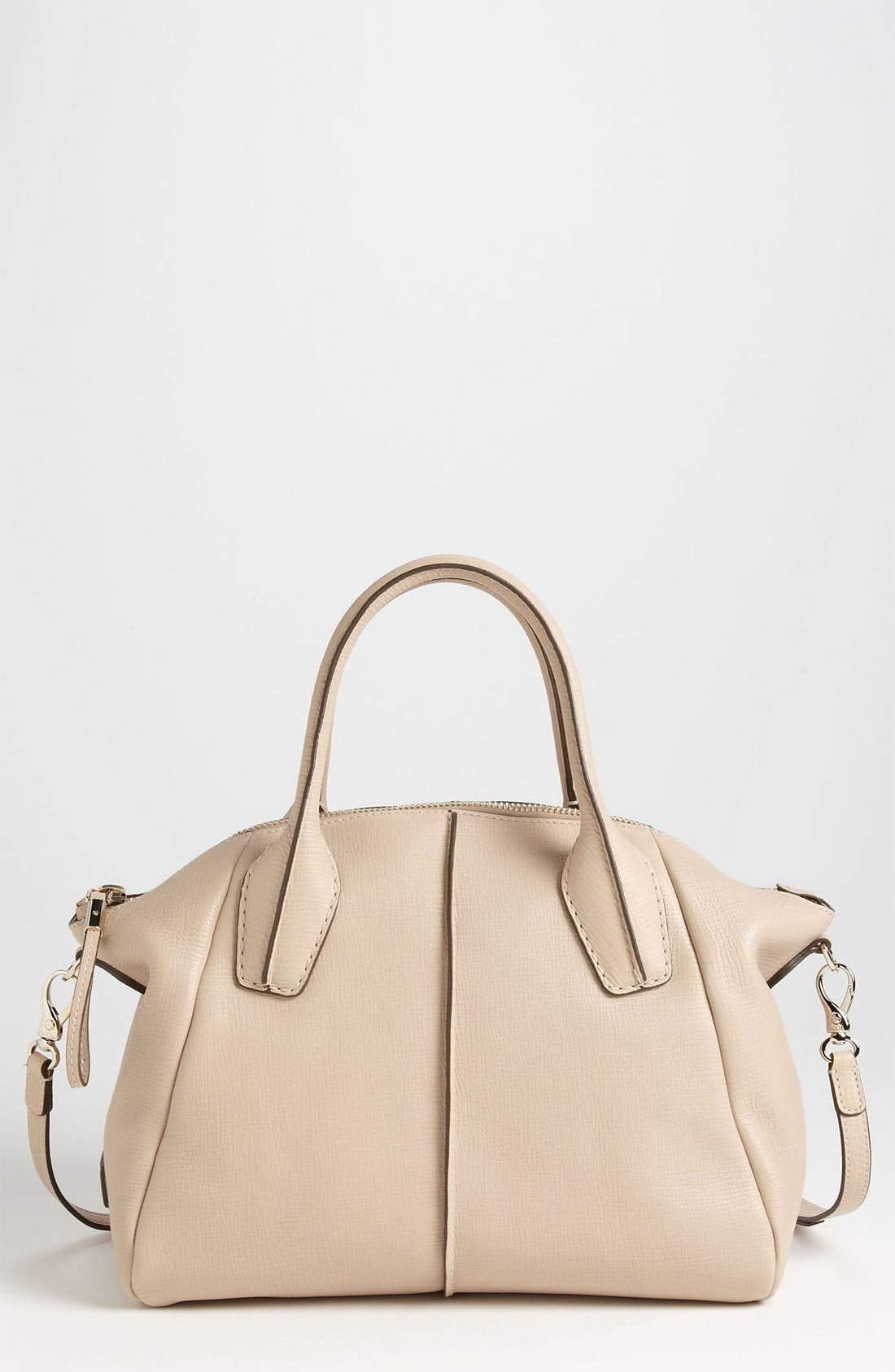 Main Image - Tod's 'Medium New D-Styling' Leather Shopper