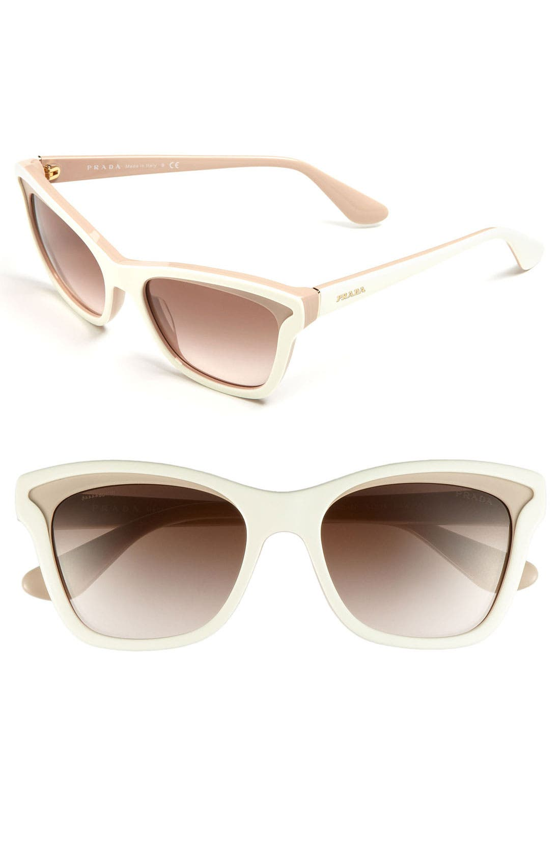Main Image - Prada 54mm Sunglasses
