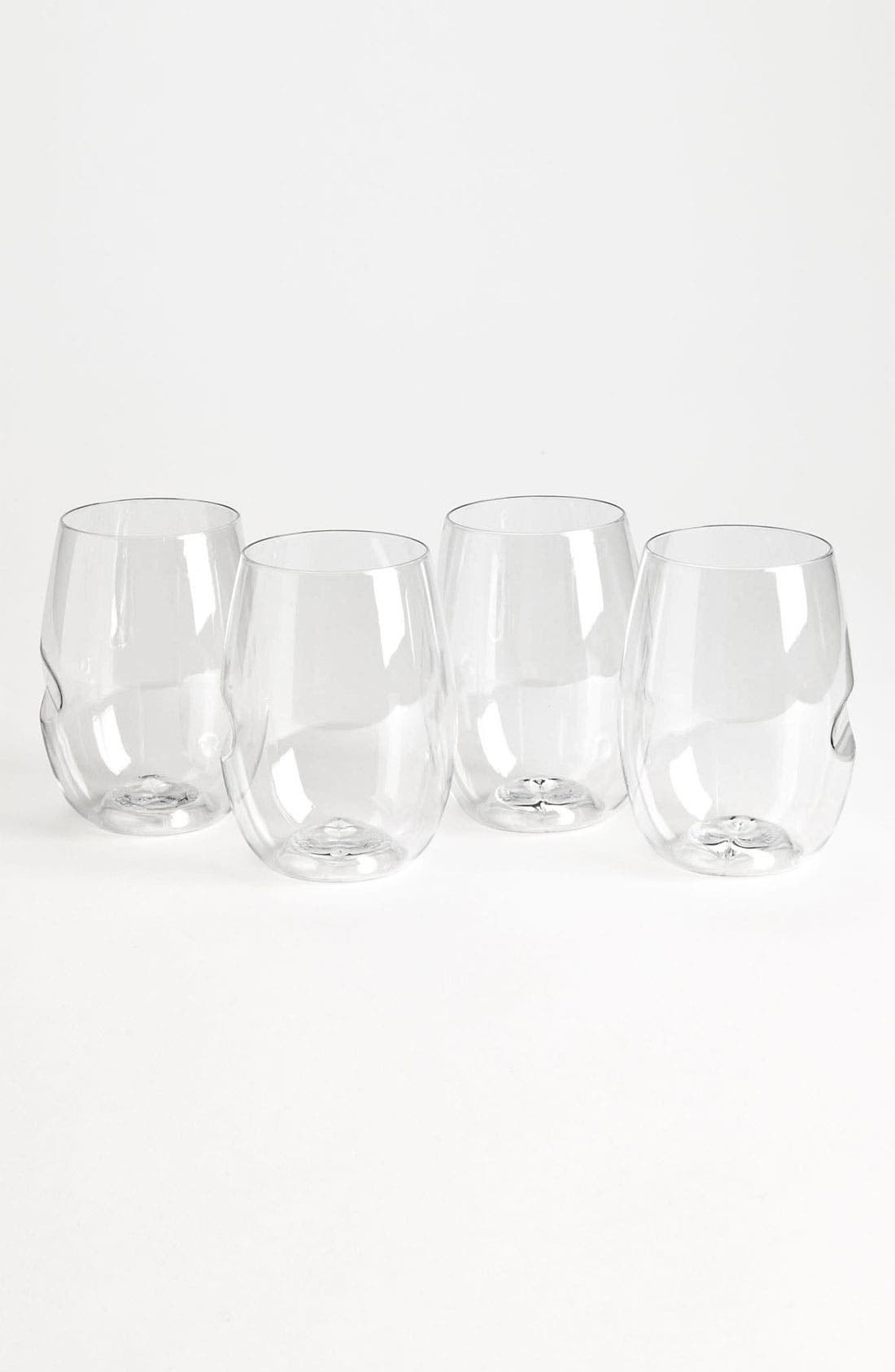 Alternate Image 1 Selected - Picnic Wine Glasses (Set of 4)
