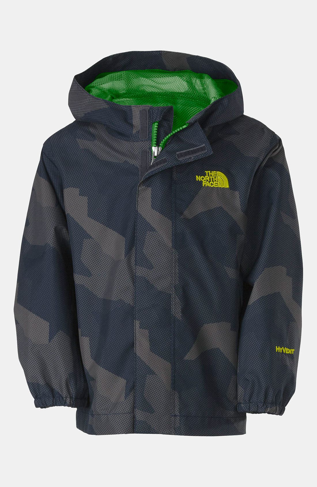 Main Image - The North Face 'Tailout' Raincoat (Toddler)