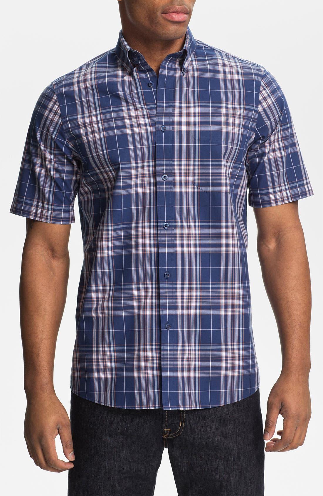Main Image - Nordstrom Smartcare™ Regular Fit Sport Shirt