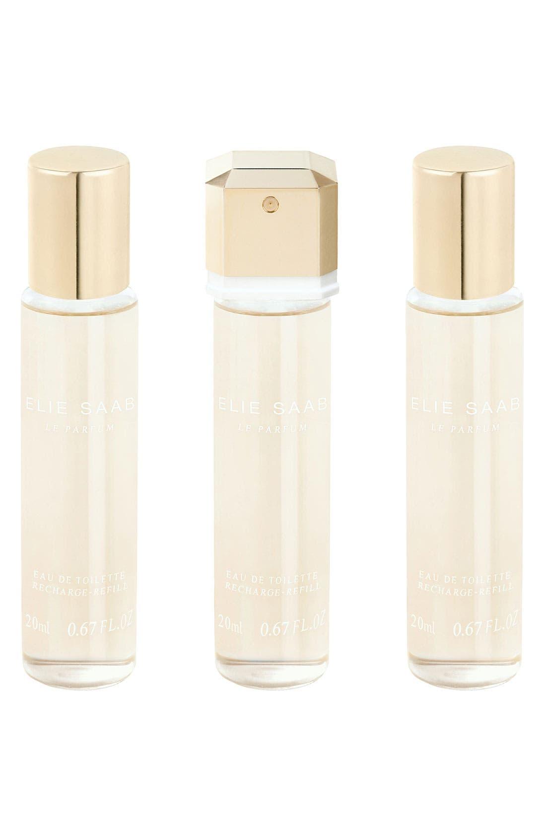 Main Image - Elie Saab 'Le Parfum' Eau de Toilette Refills