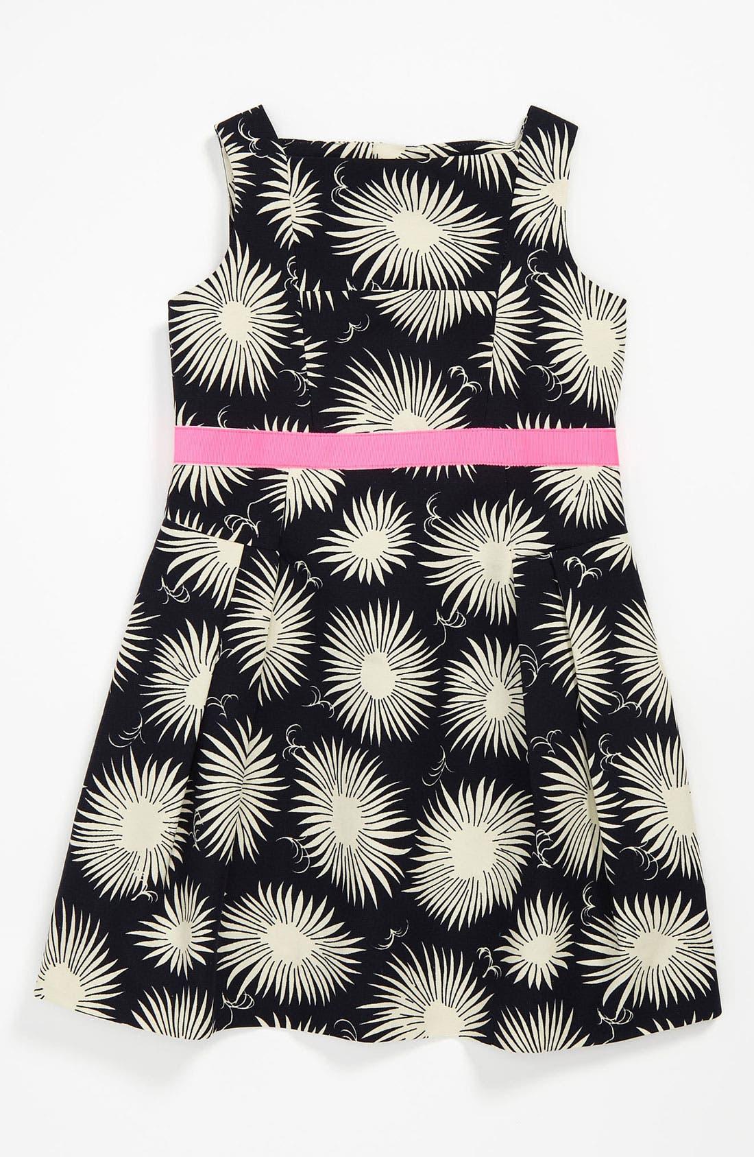 Alternate Image 1 Selected - Milly Minis 'Colette' Shift Dress (Little Girls & Big Girls)