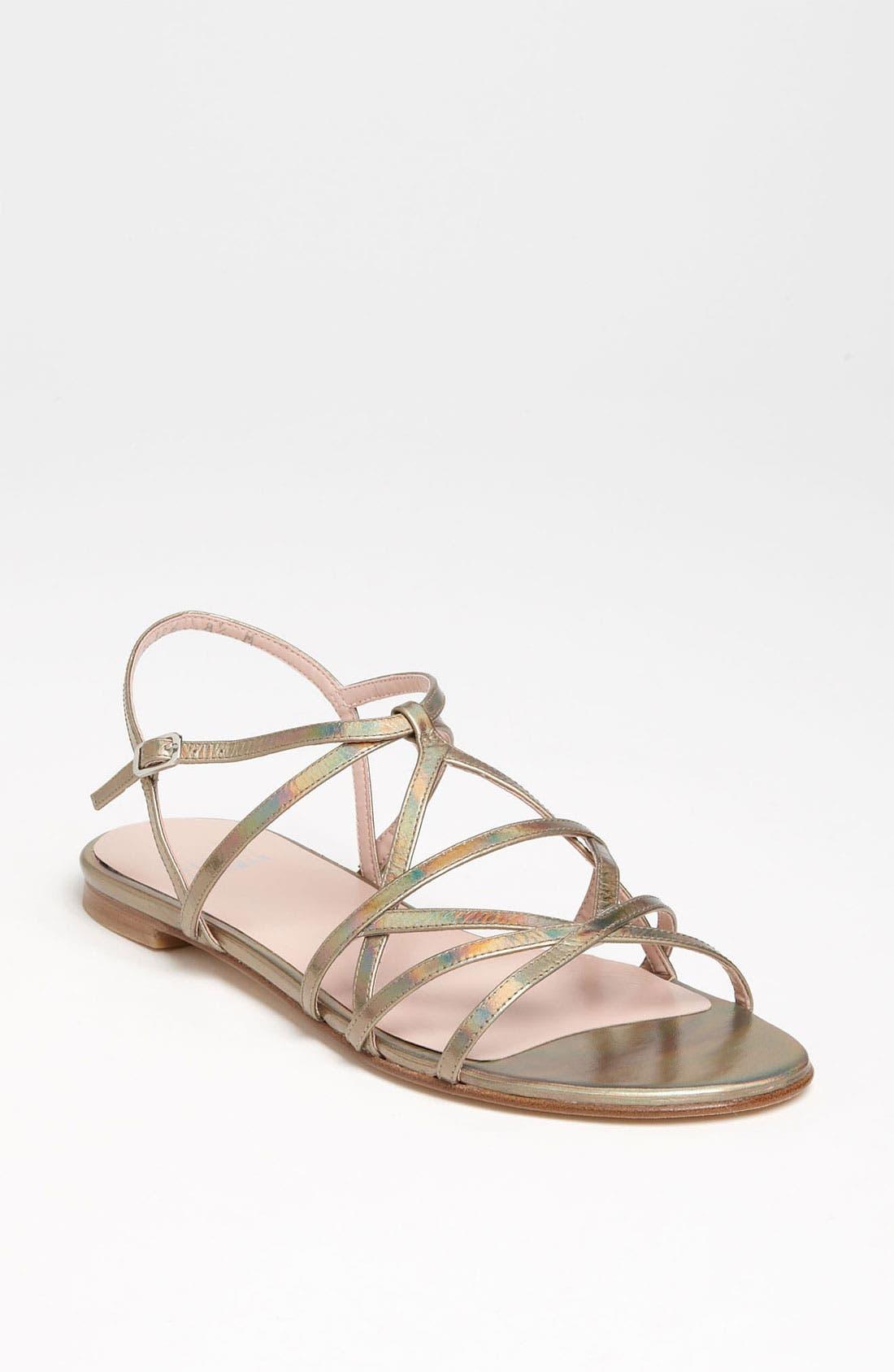 Alternate Image 1 Selected - Stuart Weitzman 'Transito' Sandal