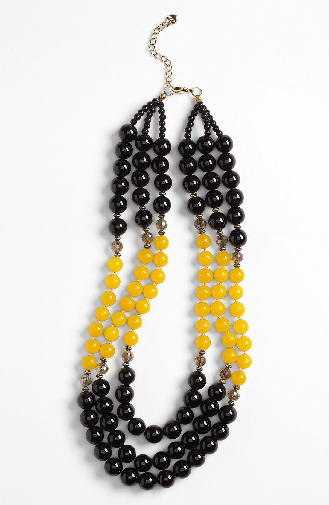 Alternate Image 1 Selected - Nakamol Design Three Strand Necklace