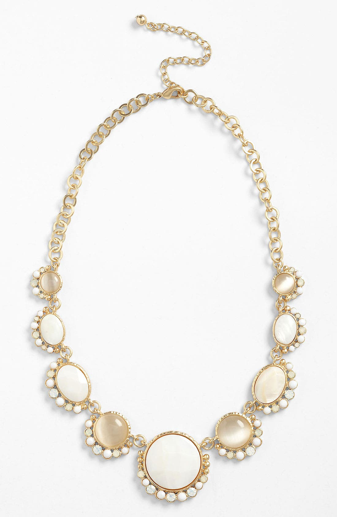 Alternate Image 1 Selected - Nordstrom 'Santorini' Collar Necklace