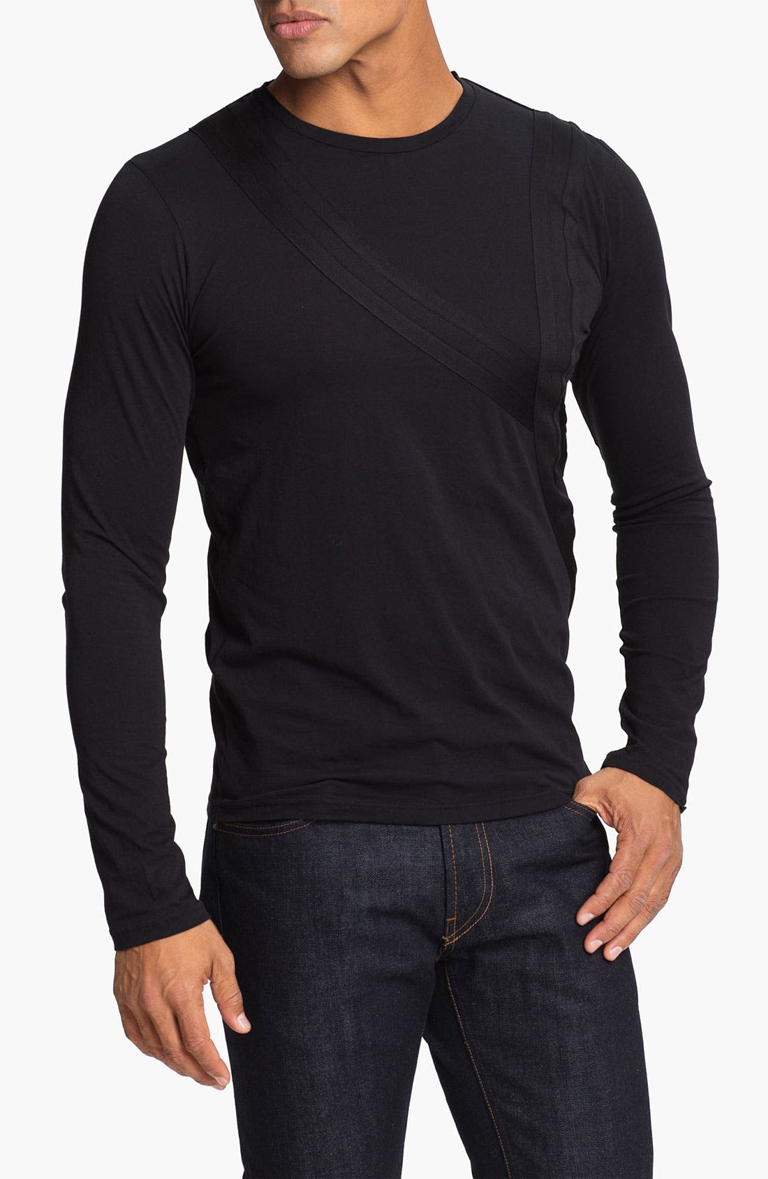 Main Image - adidas SLVR Crewneck T-Shirt