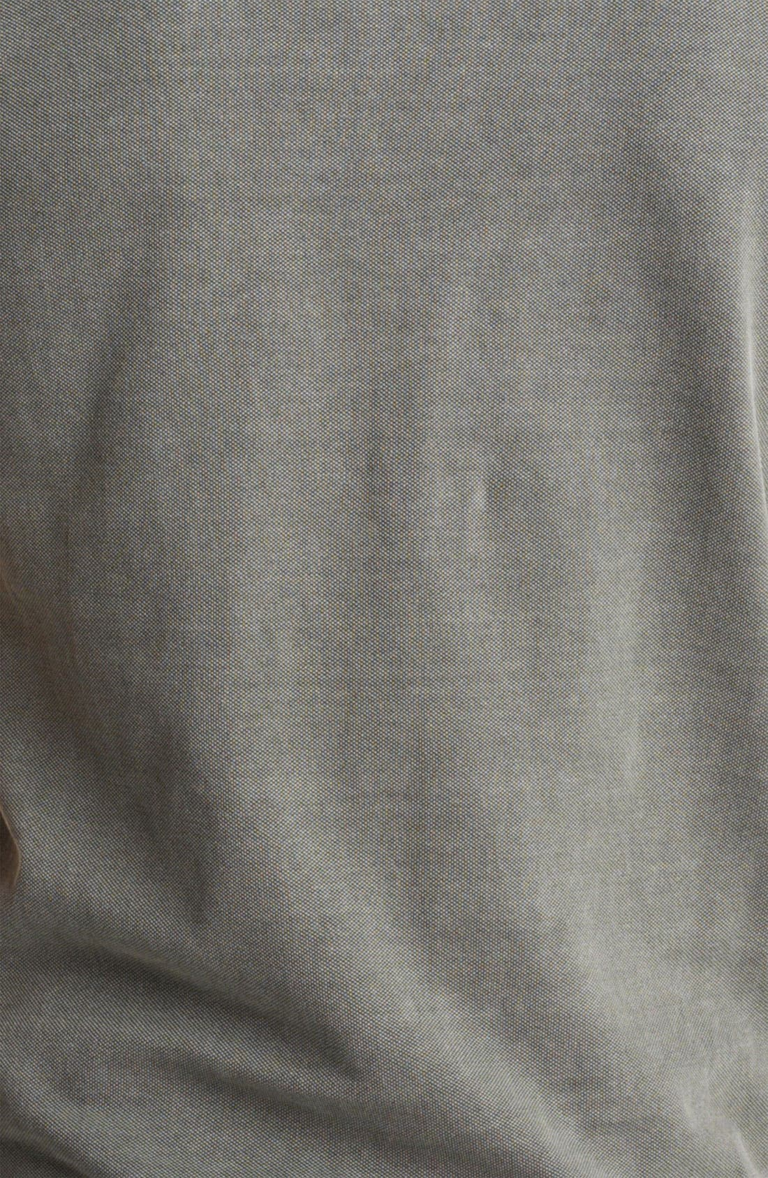 Alternate Image 3  - Zegna Sport Regular Fit Polo