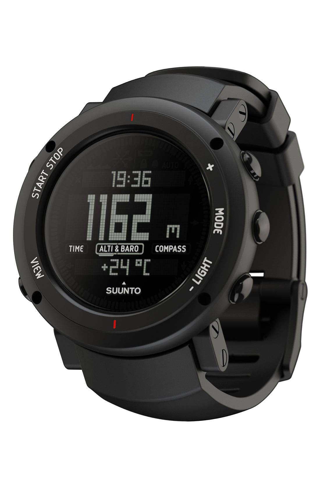 Alternate Image 2  - Suunto 'Core Alu' Multifunction Watch, 50mm