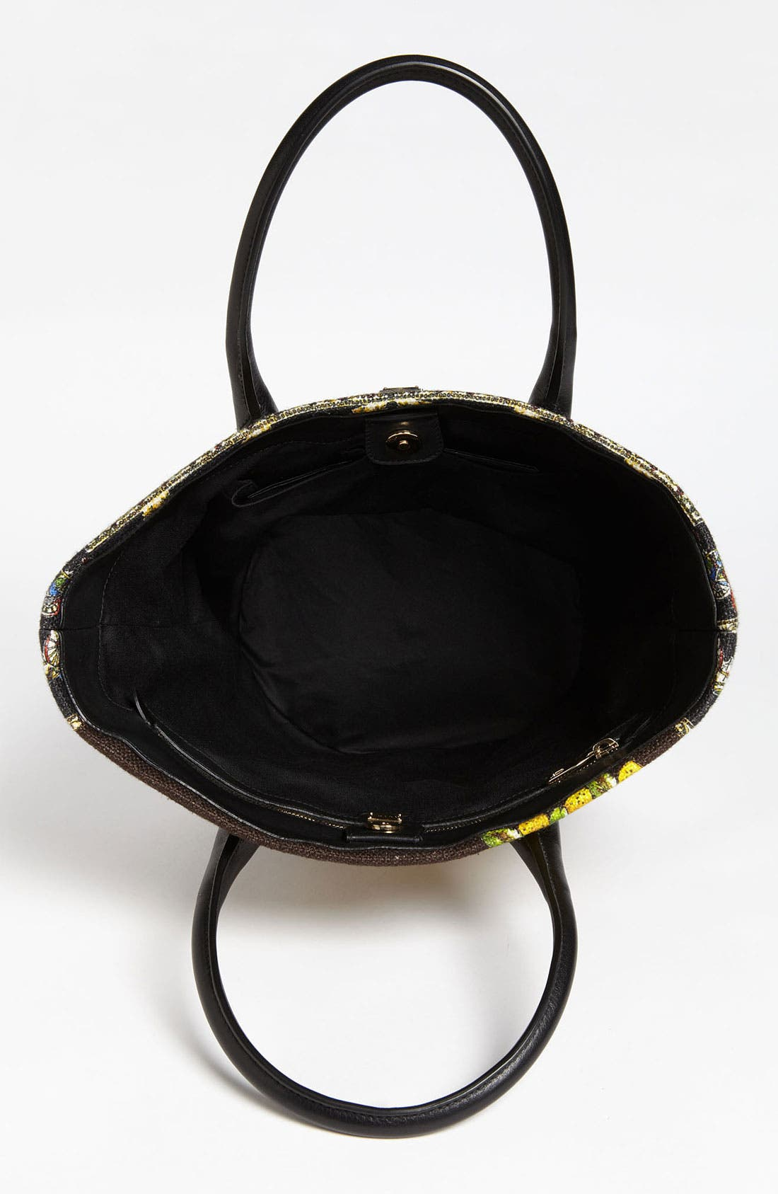 Alternate Image 3  - Dolce&Gabbana 'Miss Ingrid - Sicily Medium' Bucket Shopper