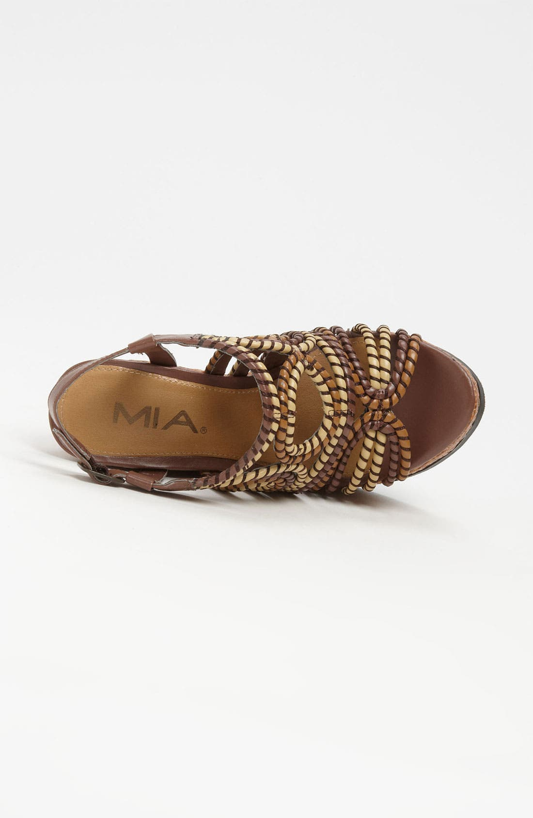 Alternate Image 3  - MIA 'Evelyn' Wedge Sandal