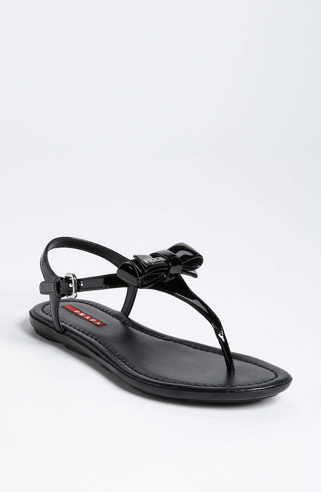 Alternate Image 1 Selected - Prada Thong Sandal