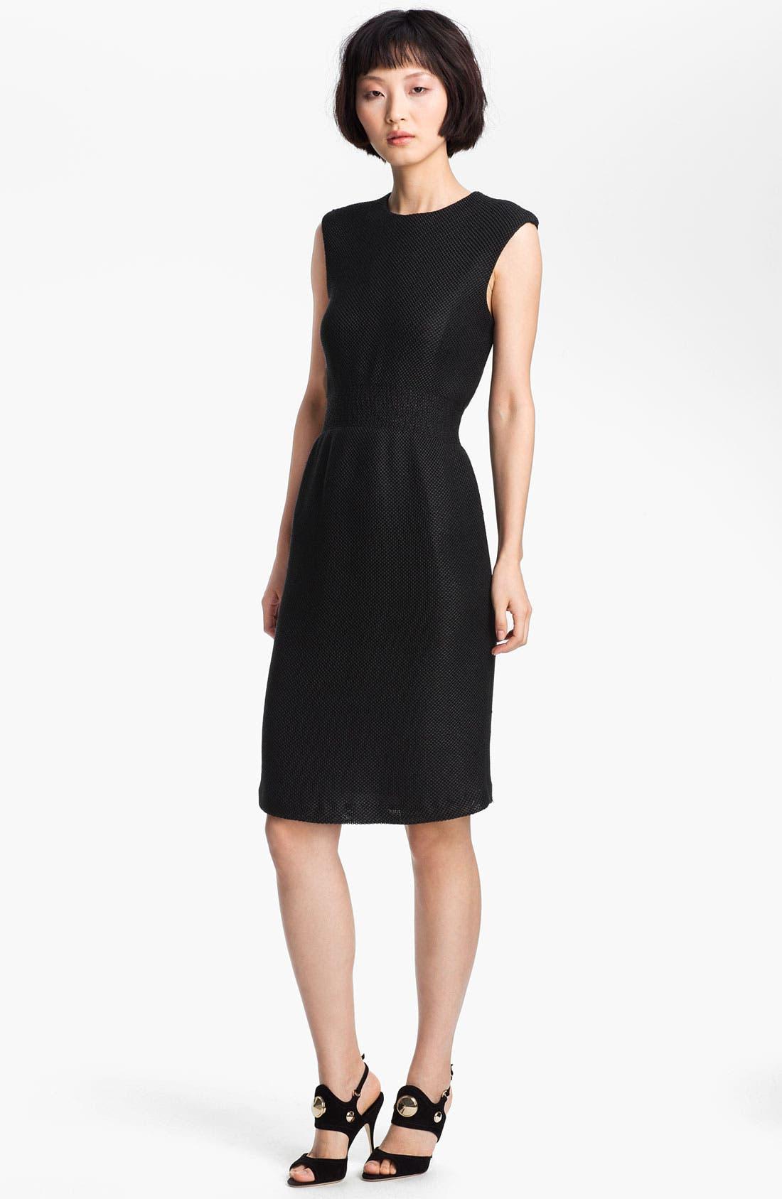 Alternate Image 1 Selected - Theyskens' Theory 'Declra Fluke' Sleeveless Dress