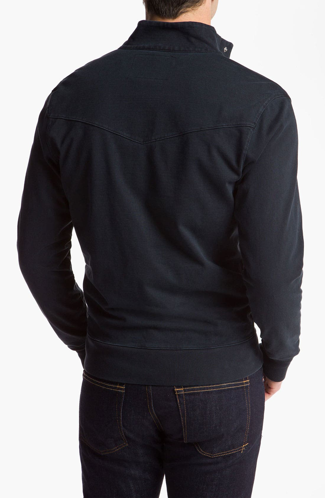 Alternate Image 2  - R44 Rogan Standard Issue 'Inline' Organic Cotton Jacket