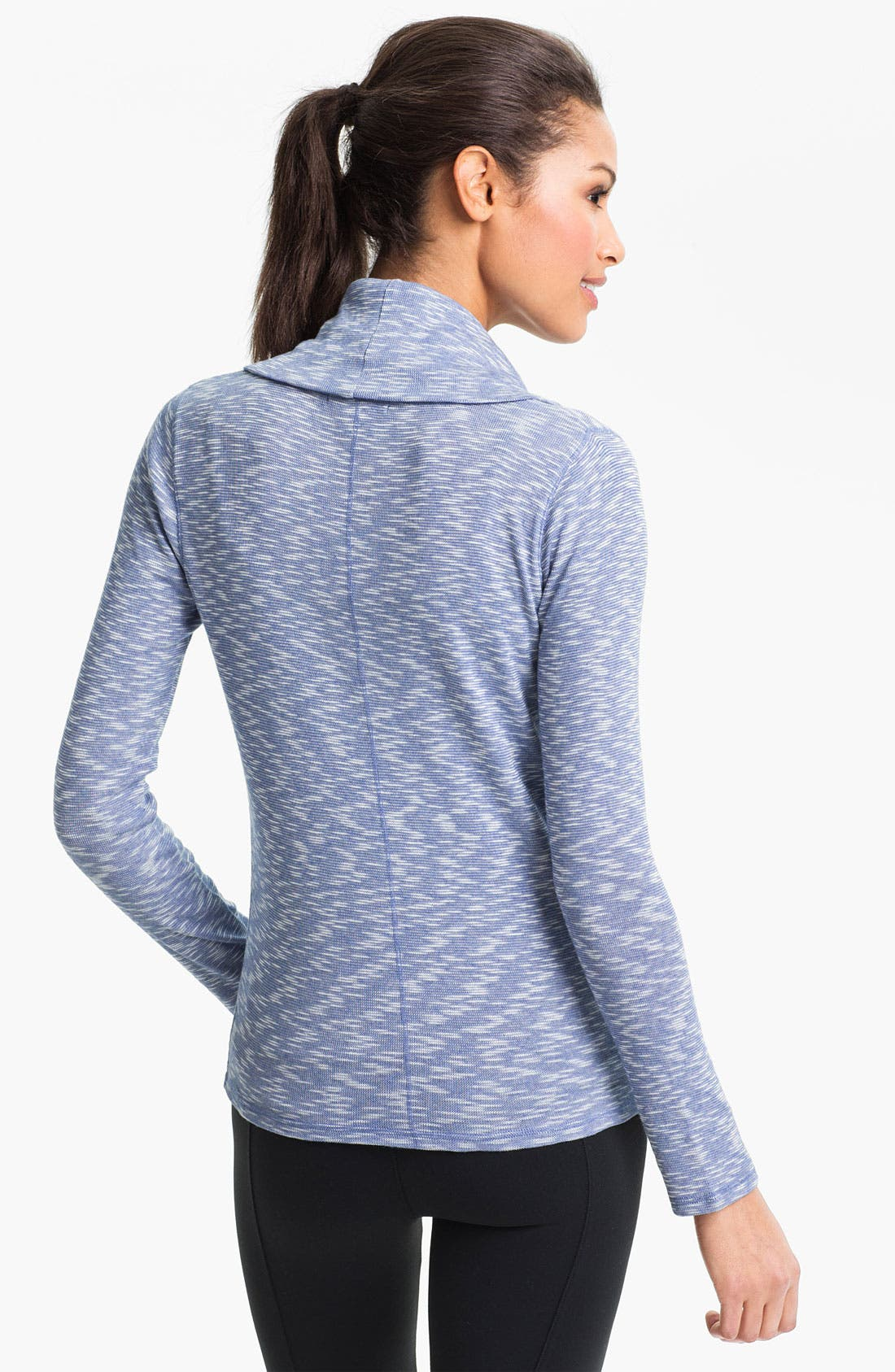 Alternate Image 2  - Alo Long Sleeve Cowl Neck Top